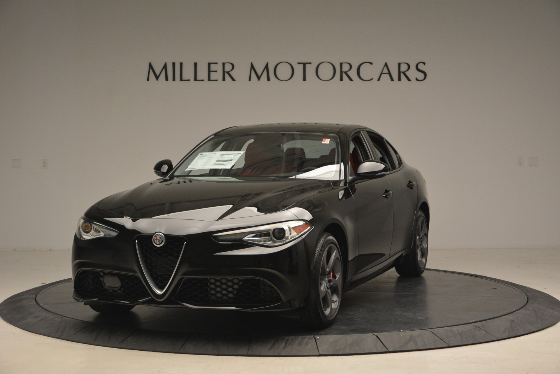 New 2017 Alfa Romeo Giulia Q4 For Sale In Greenwich, CT 1313_main