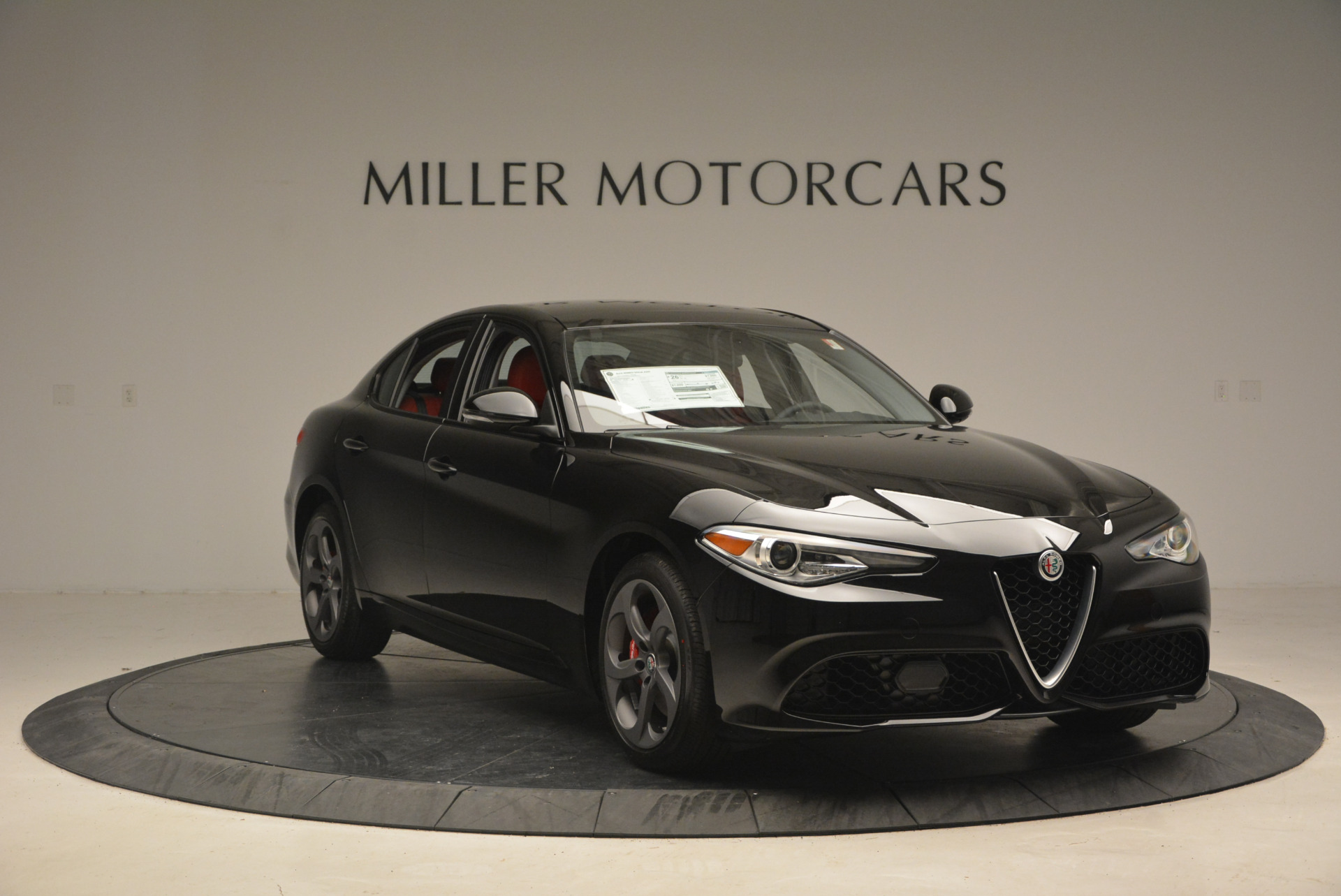 New 2017 Alfa Romeo Giulia Q4 For Sale In Greenwich, CT 1313_p11