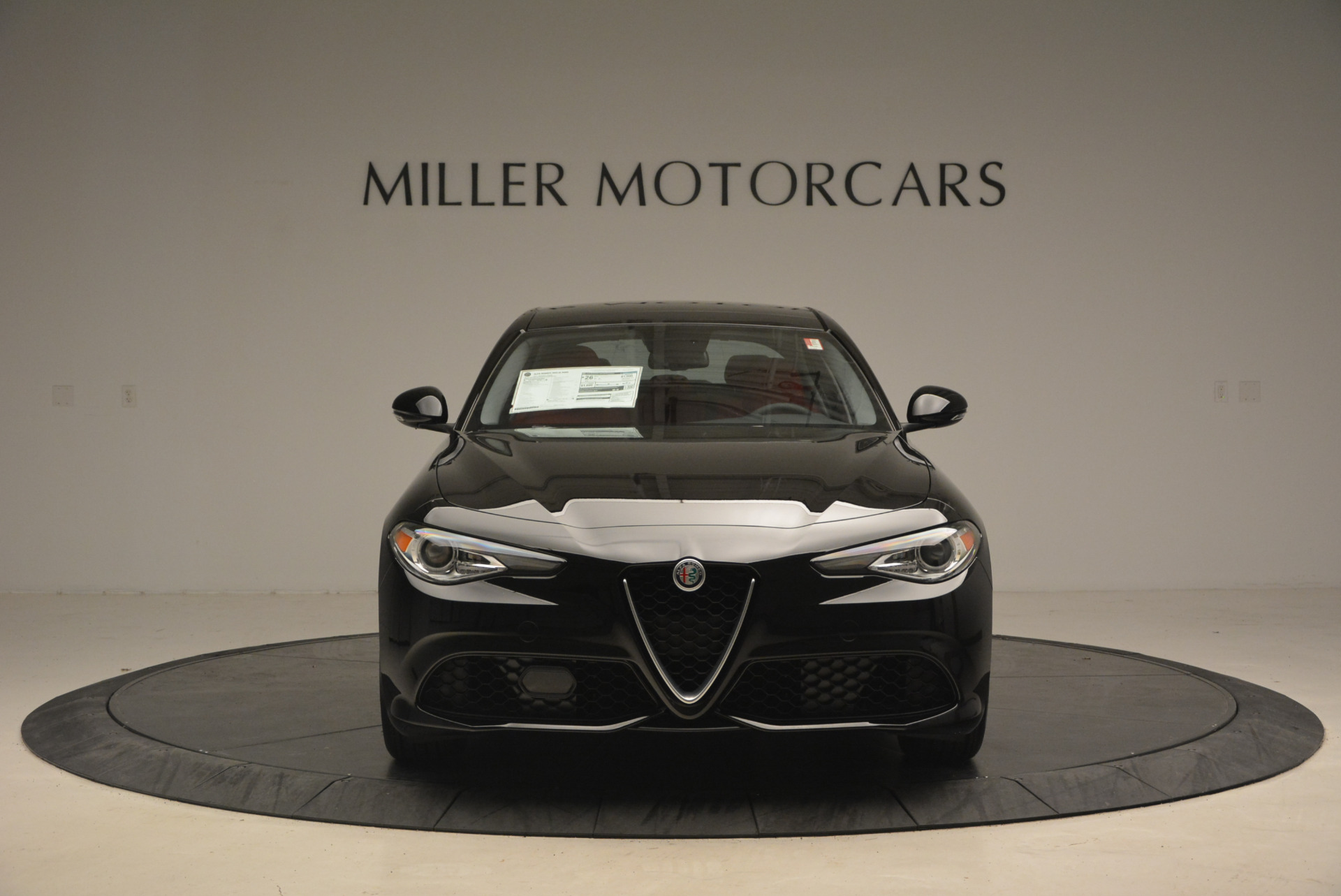 New 2017 Alfa Romeo Giulia Q4 For Sale In Greenwich, CT 1313_p12