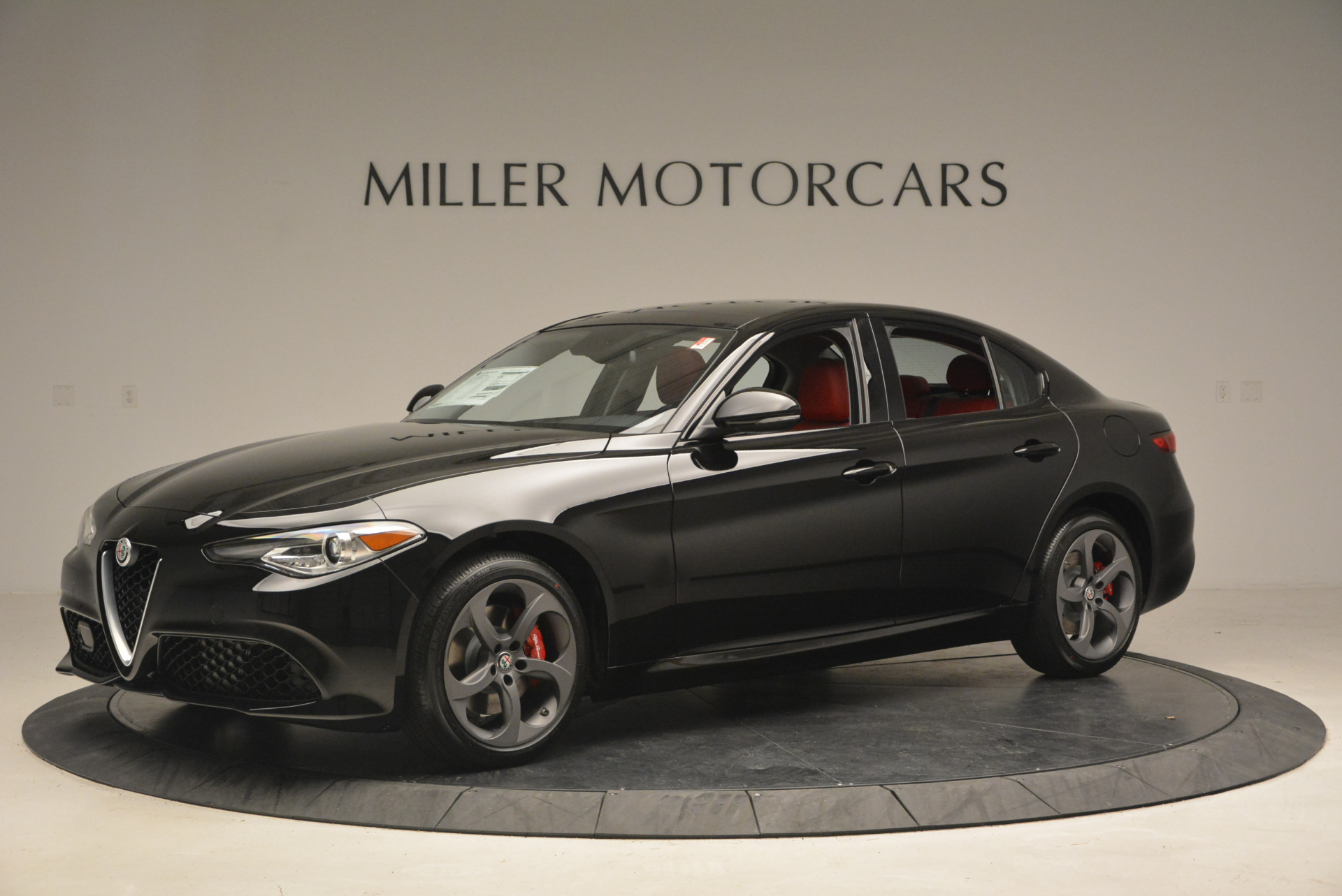New 2017 Alfa Romeo Giulia Q4 For Sale In Greenwich, CT 1313_p2