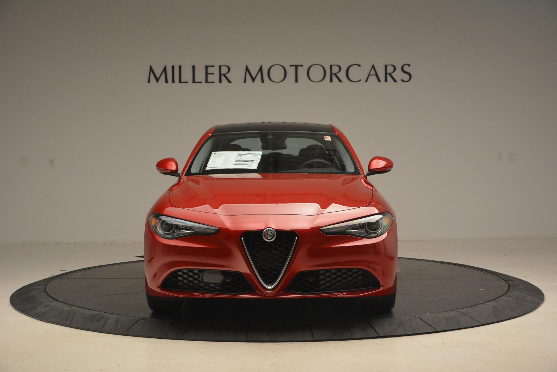 New 2017 Alfa Romeo Giulia Ti Q4 For Sale In Greenwich, CT 1314_p12