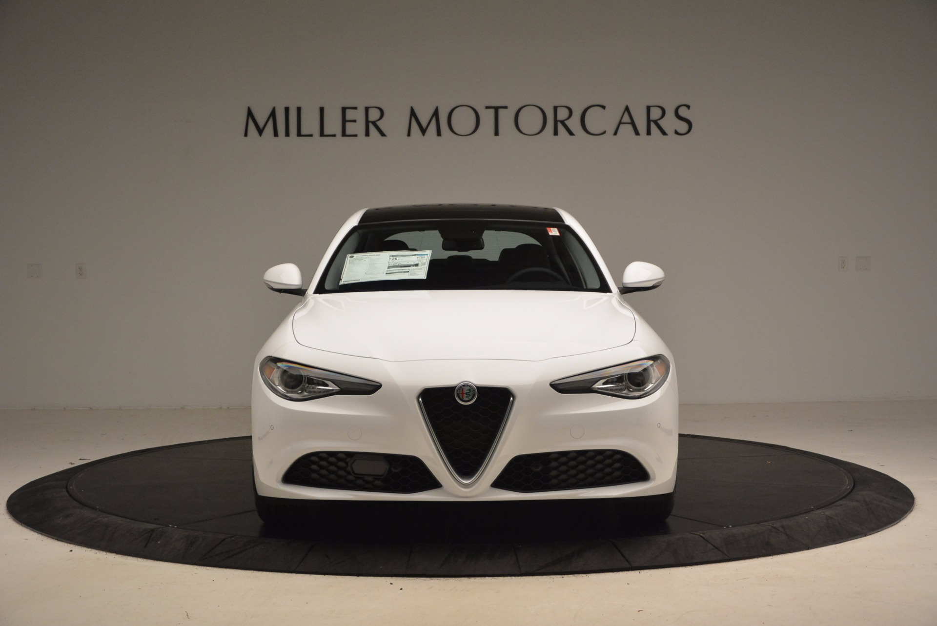 New 2017 Alfa Romeo Giulia Q4 For Sale In Greenwich, CT 1316_p12
