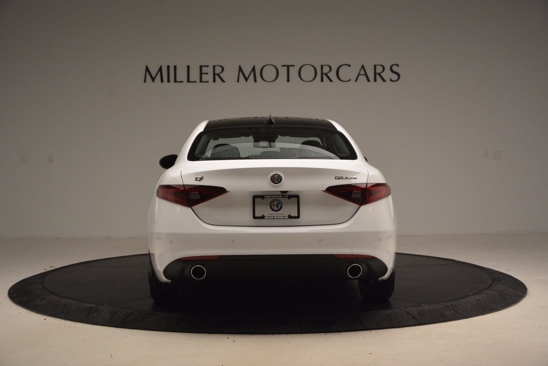 New 2017 Alfa Romeo Giulia Q4 For Sale In Greenwich, CT 1316_p6