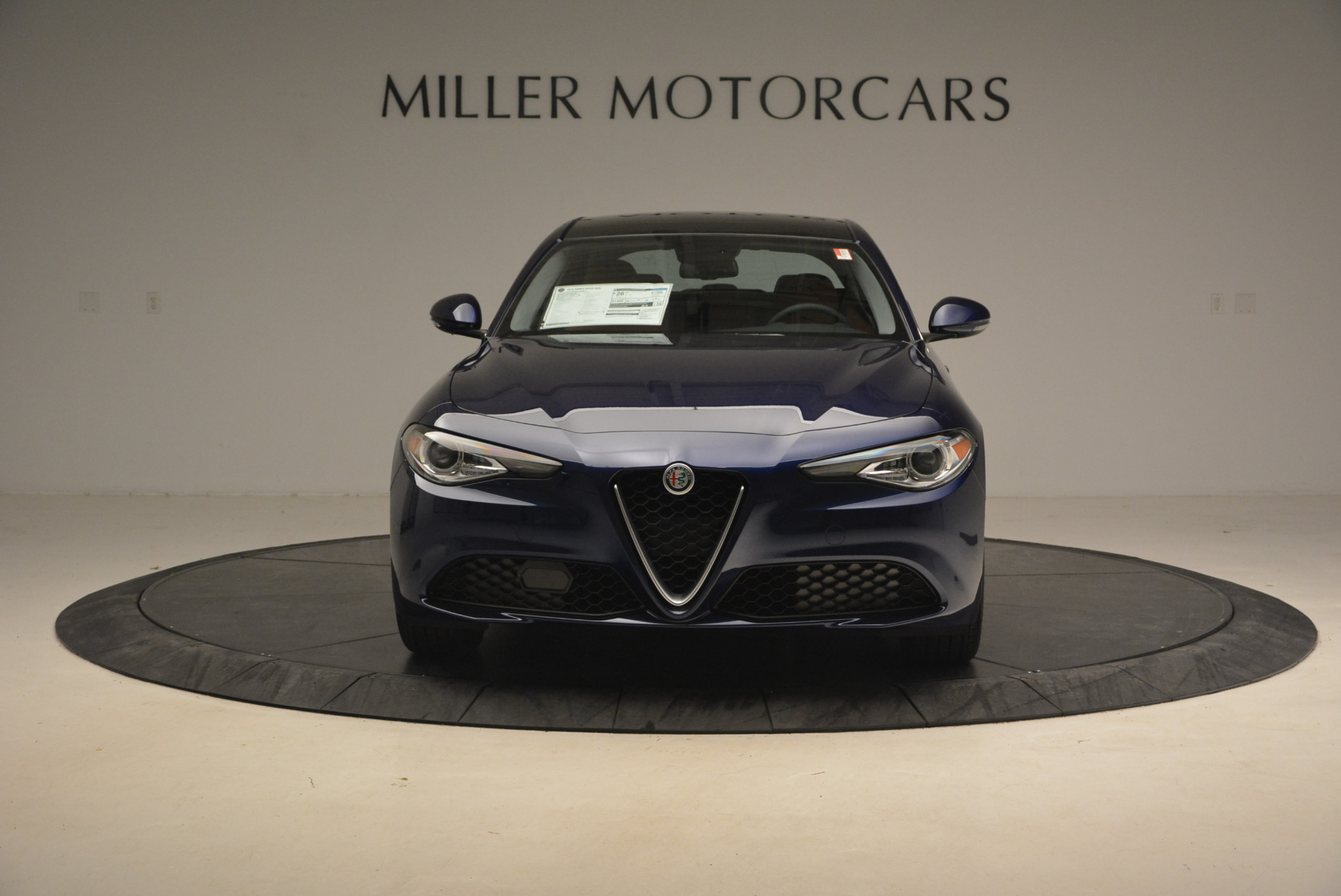 New 2017 Alfa Romeo Giulia Q4 For Sale In Greenwich, CT 1317_p9