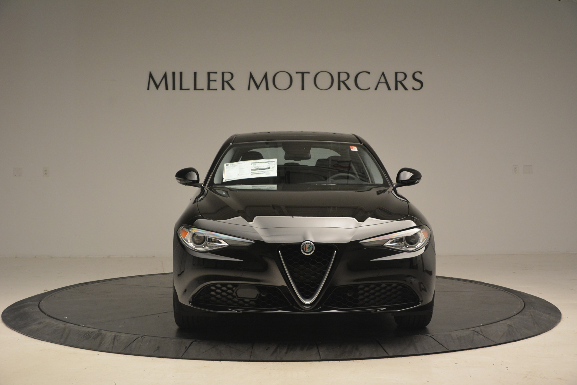 New 2017 Alfa Romeo Giulia Q4 For Sale In Greenwich, CT 1319_p12