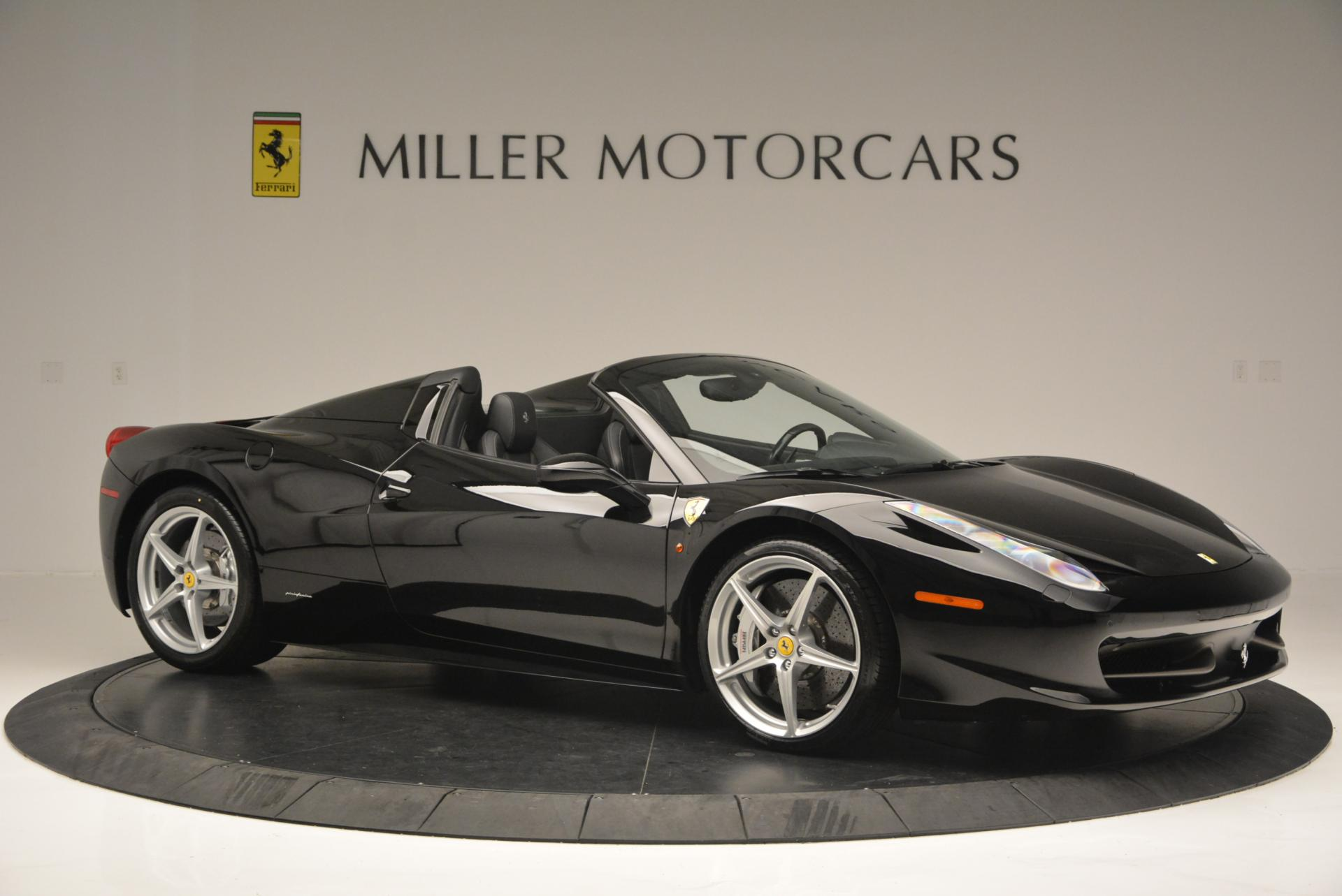 Used 2013 Ferrari 458 Spider  For Sale In Greenwich, CT 132_p10