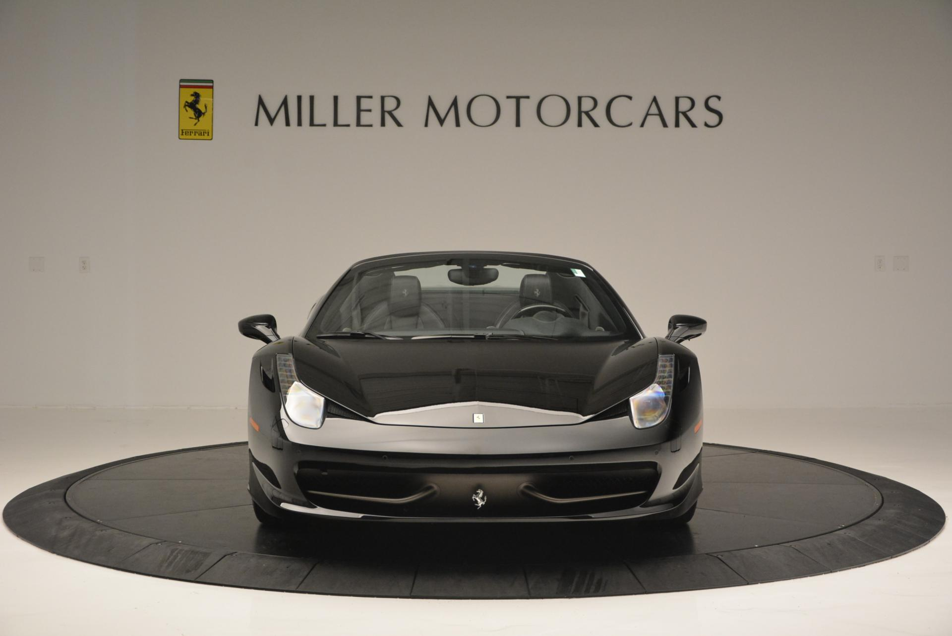 Used 2013 Ferrari 458 Spider  For Sale In Greenwich, CT 132_p12