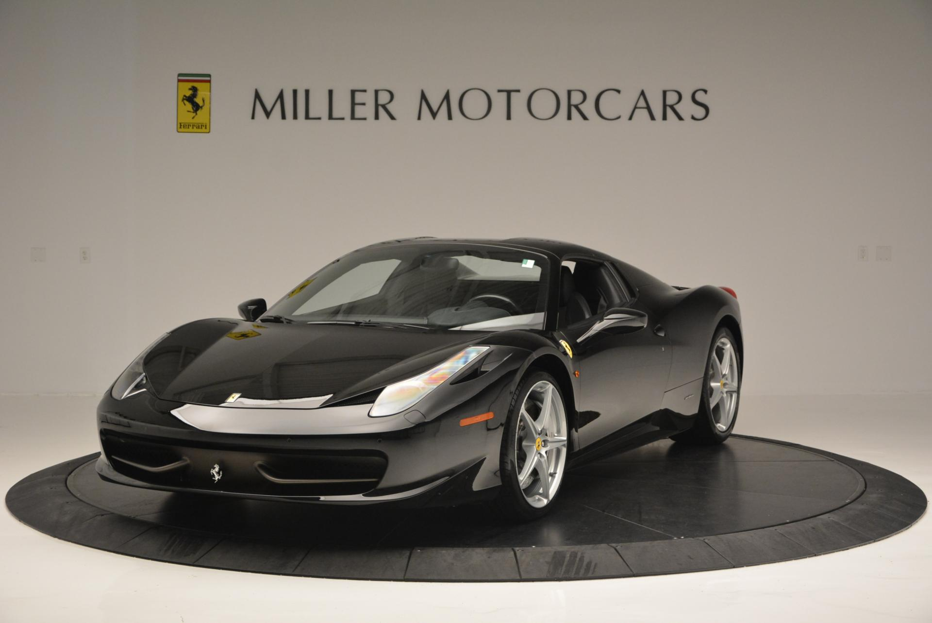Used 2013 Ferrari 458 Spider  For Sale In Greenwich, CT 132_p13