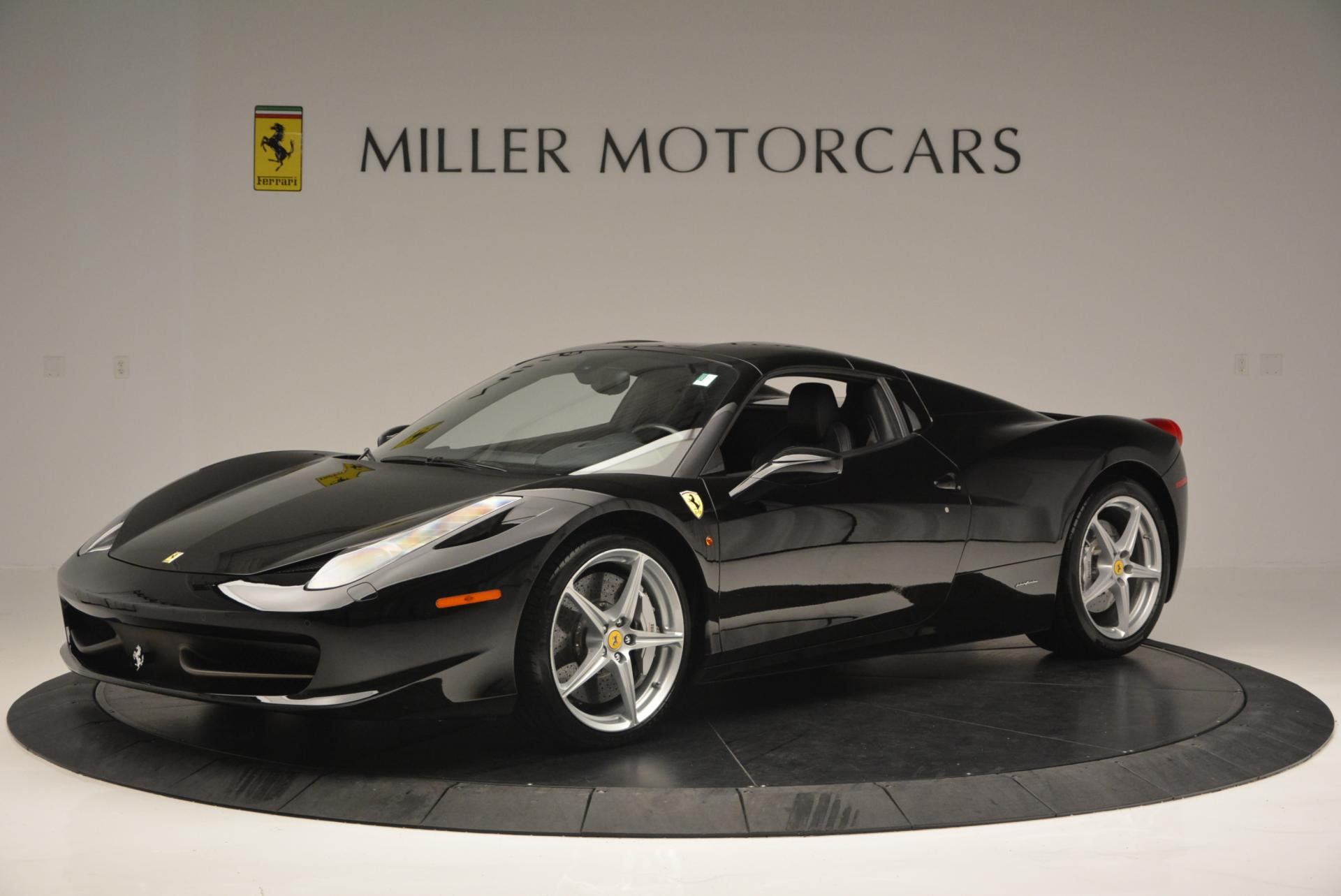 Used 2013 Ferrari 458 Spider  For Sale In Greenwich, CT 132_p14