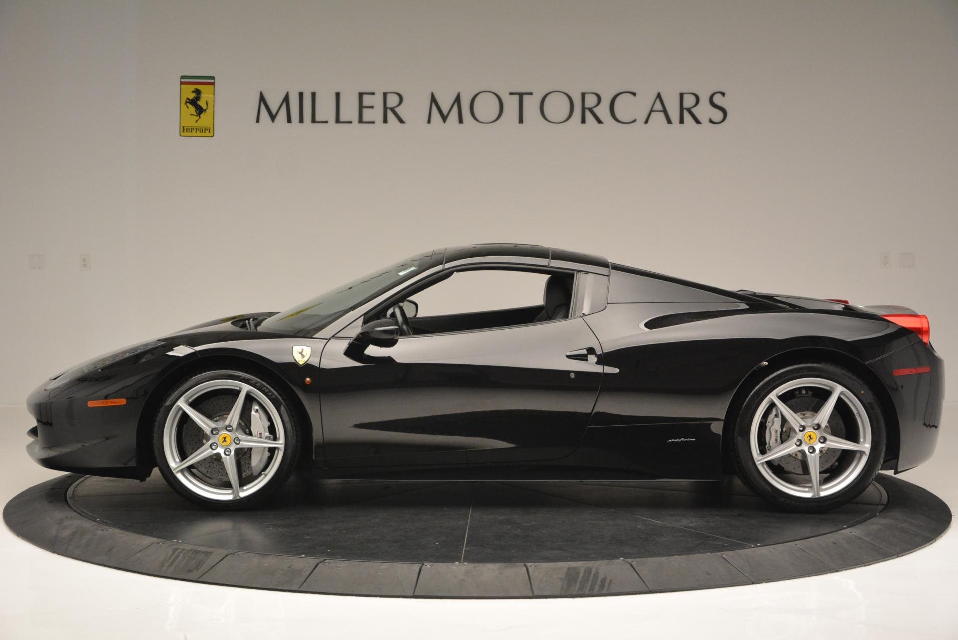 Used 2013 Ferrari 458 Spider  For Sale In Greenwich, CT 132_p15
