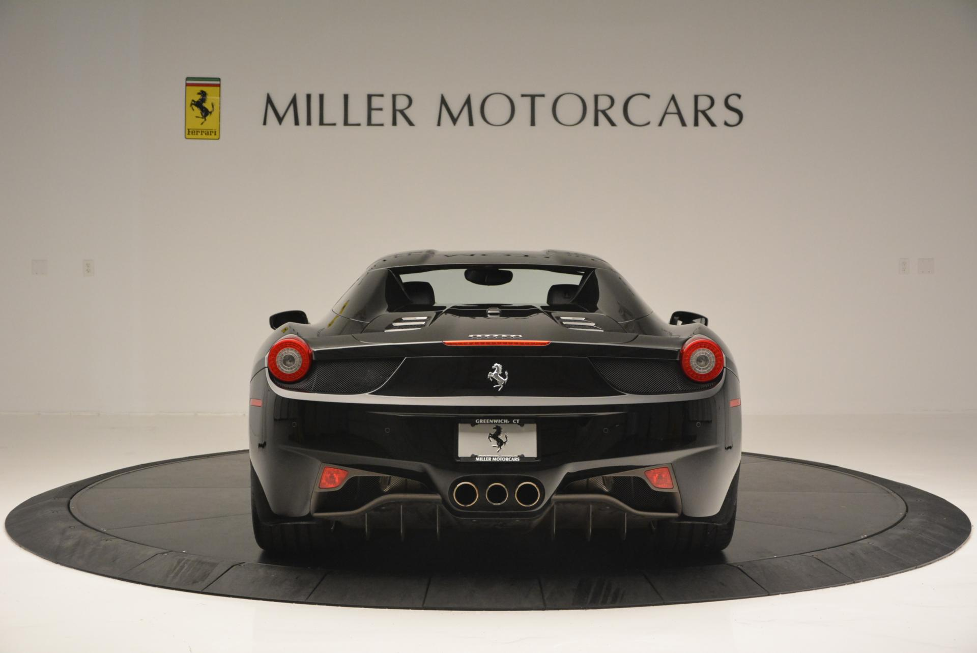 Used 2013 Ferrari 458 Spider  For Sale In Greenwich, CT 132_p18