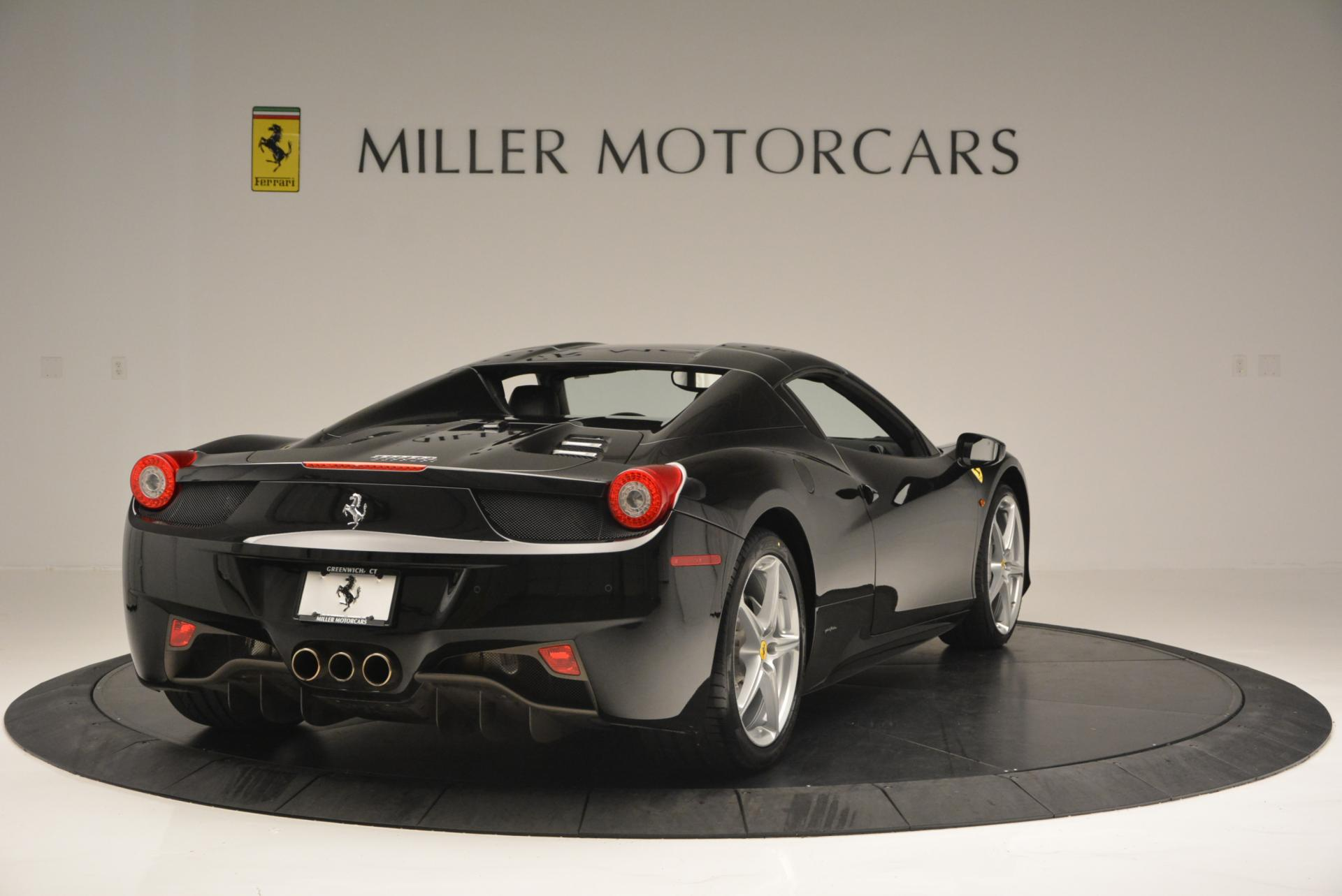 Used 2013 Ferrari 458 Spider  For Sale In Greenwich, CT 132_p19