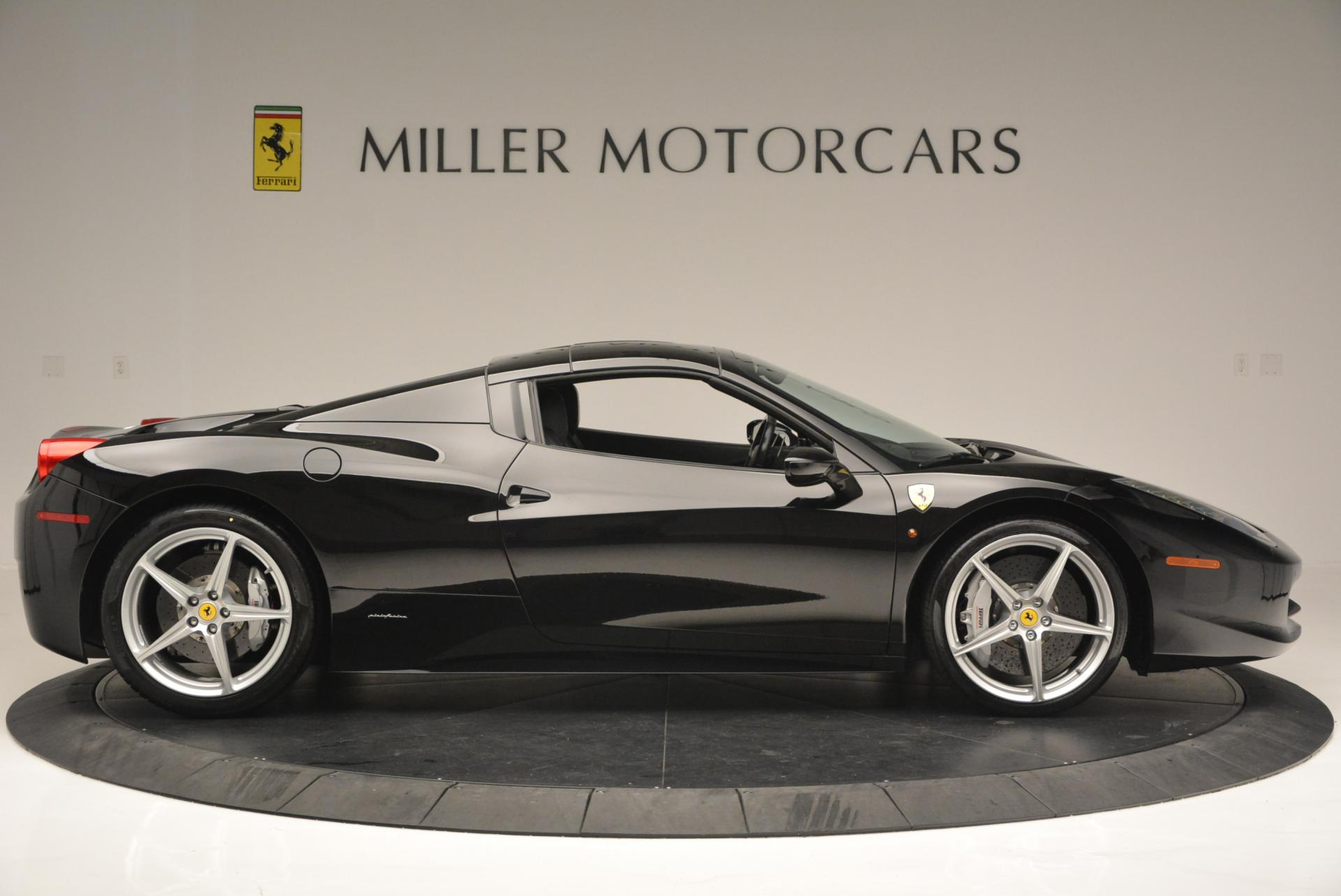 Used 2013 Ferrari 458 Spider  For Sale In Greenwich, CT 132_p21