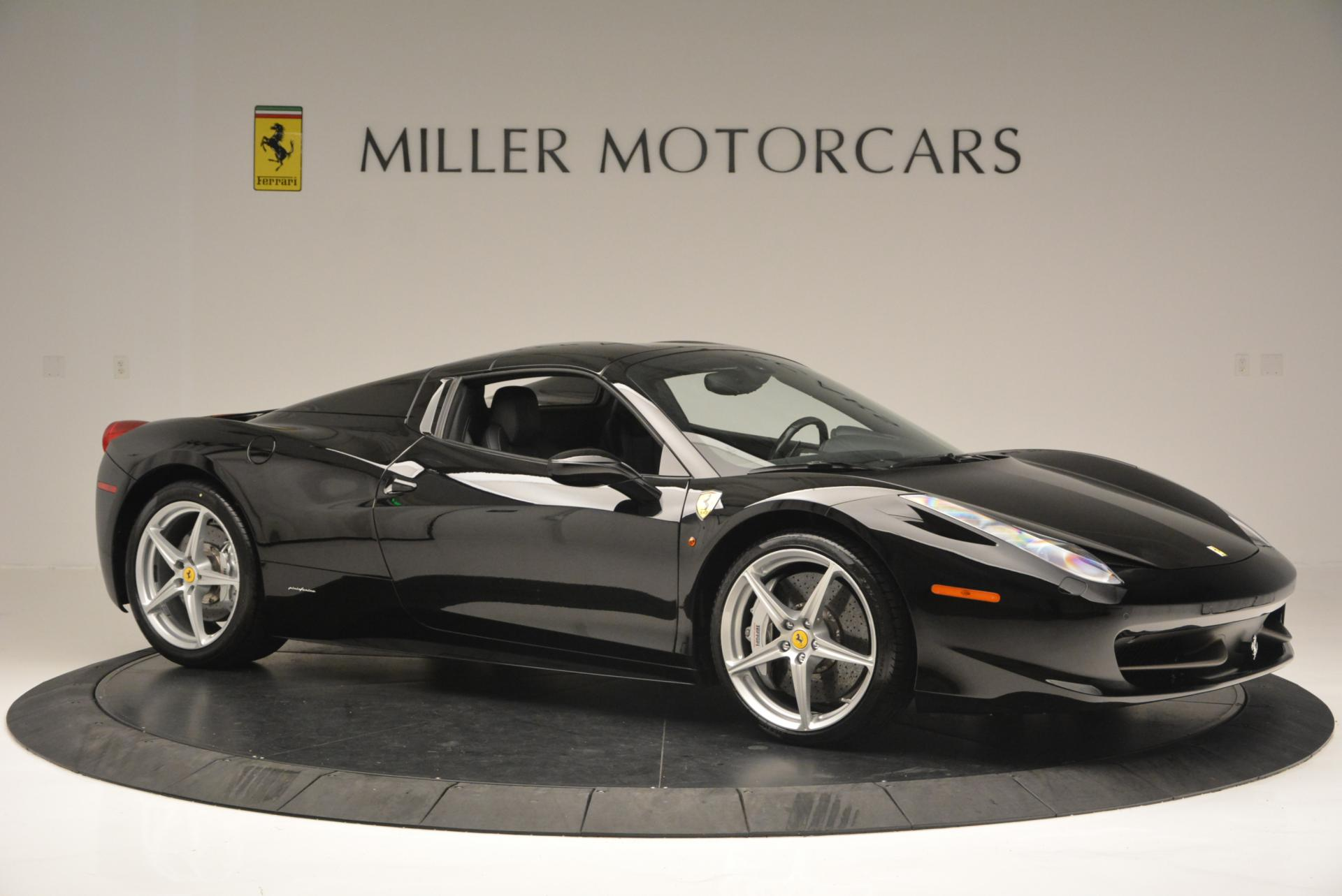 Used 2013 Ferrari 458 Spider  For Sale In Greenwich, CT 132_p22