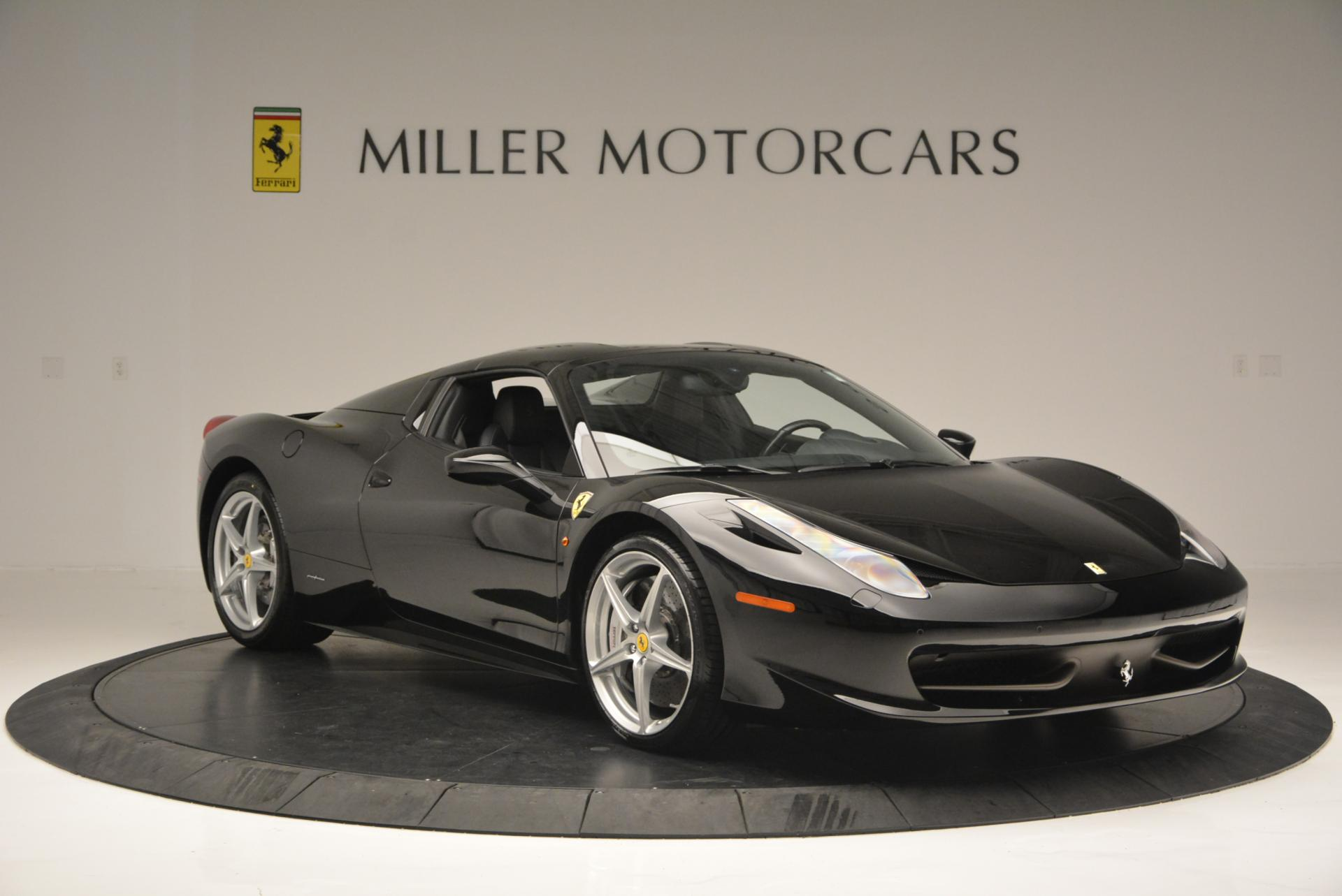 Used 2013 Ferrari 458 Spider  For Sale In Greenwich, CT 132_p23