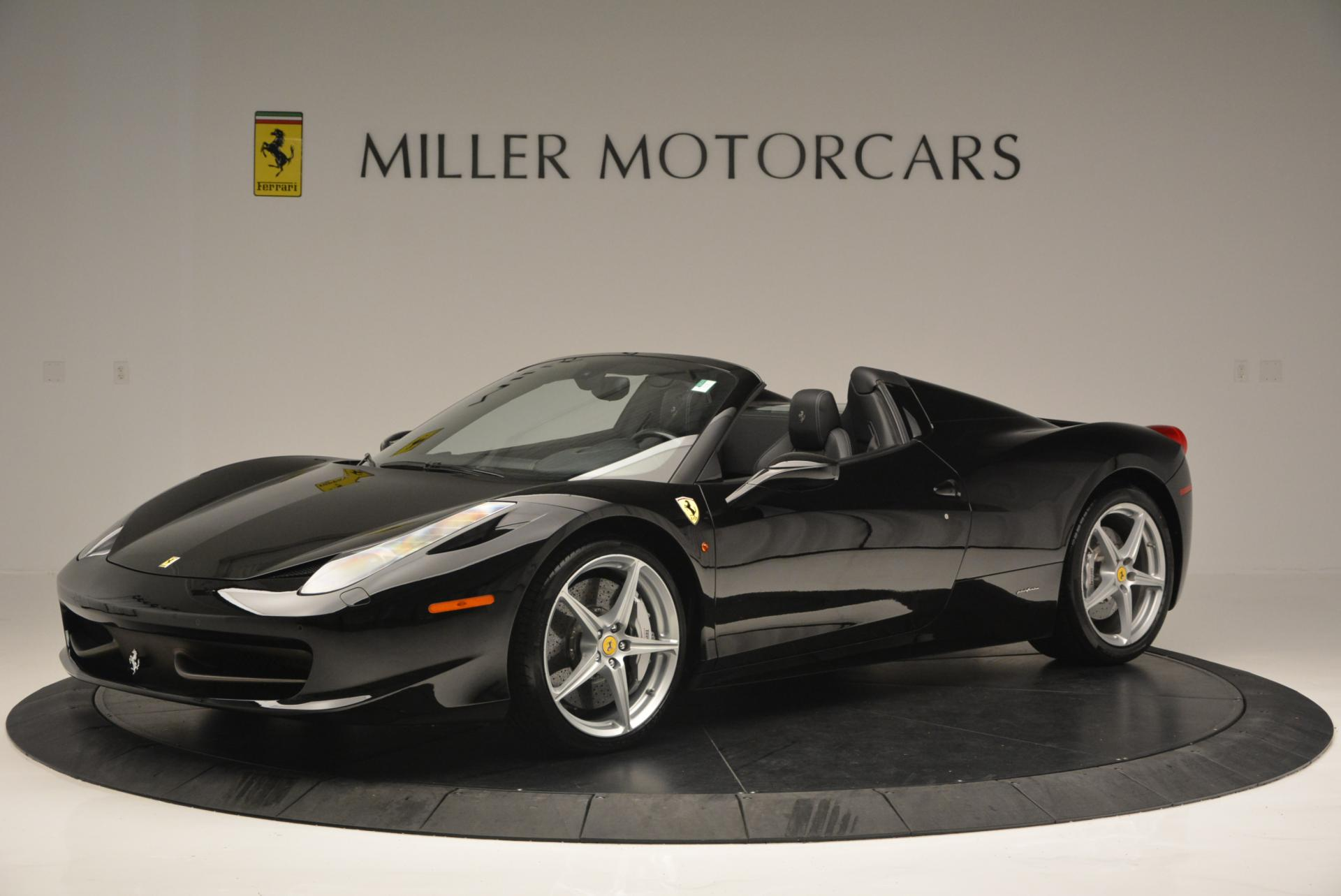 Used 2013 Ferrari 458 Spider  For Sale In Greenwich, CT 132_p2