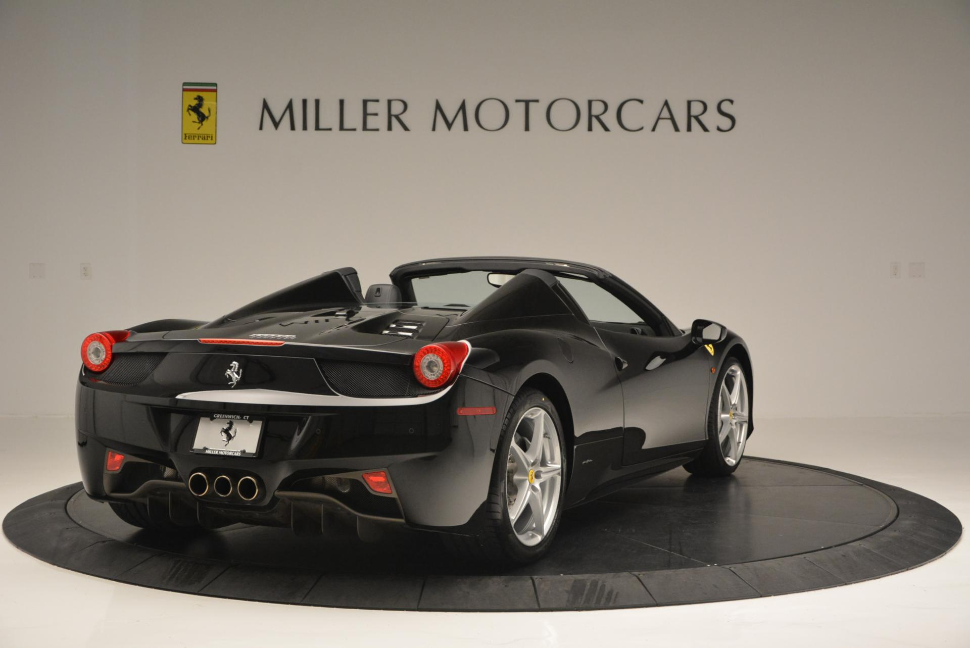 Used 2013 Ferrari 458 Spider  For Sale In Greenwich, CT 132_p7