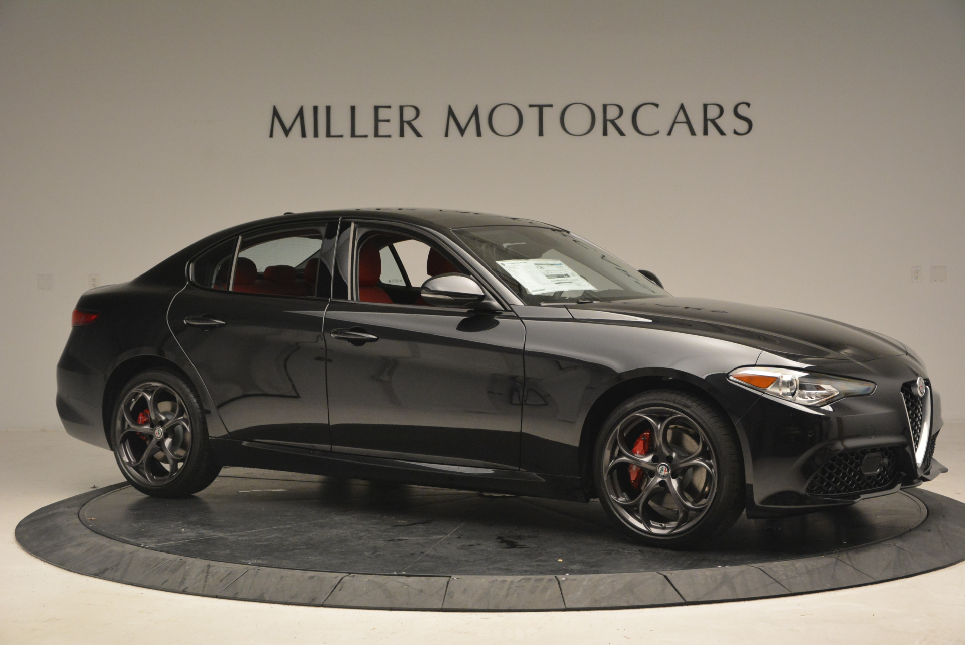 New 2017 Alfa Romeo Giulia Ti Q4 For Sale In Greenwich, CT 1321_p10