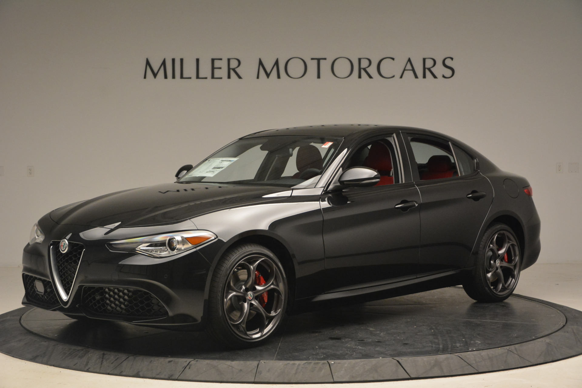 New 2017 Alfa Romeo Giulia Ti Q4 For Sale In Greenwich, CT 1321_p2