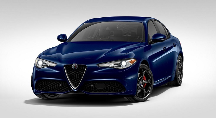 New 2017 Alfa Romeo Giulia Ti Q4 For Sale In Greenwich, CT 1325_main