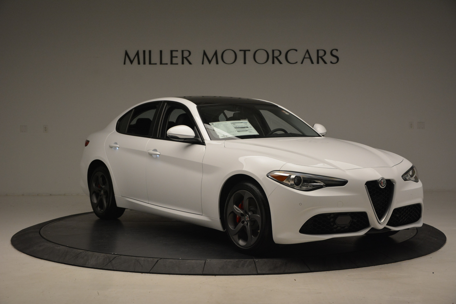 New 2017 Alfa Romeo Giulia Ti Sport Q4 For Sale In Greenwich, CT 1328_p11