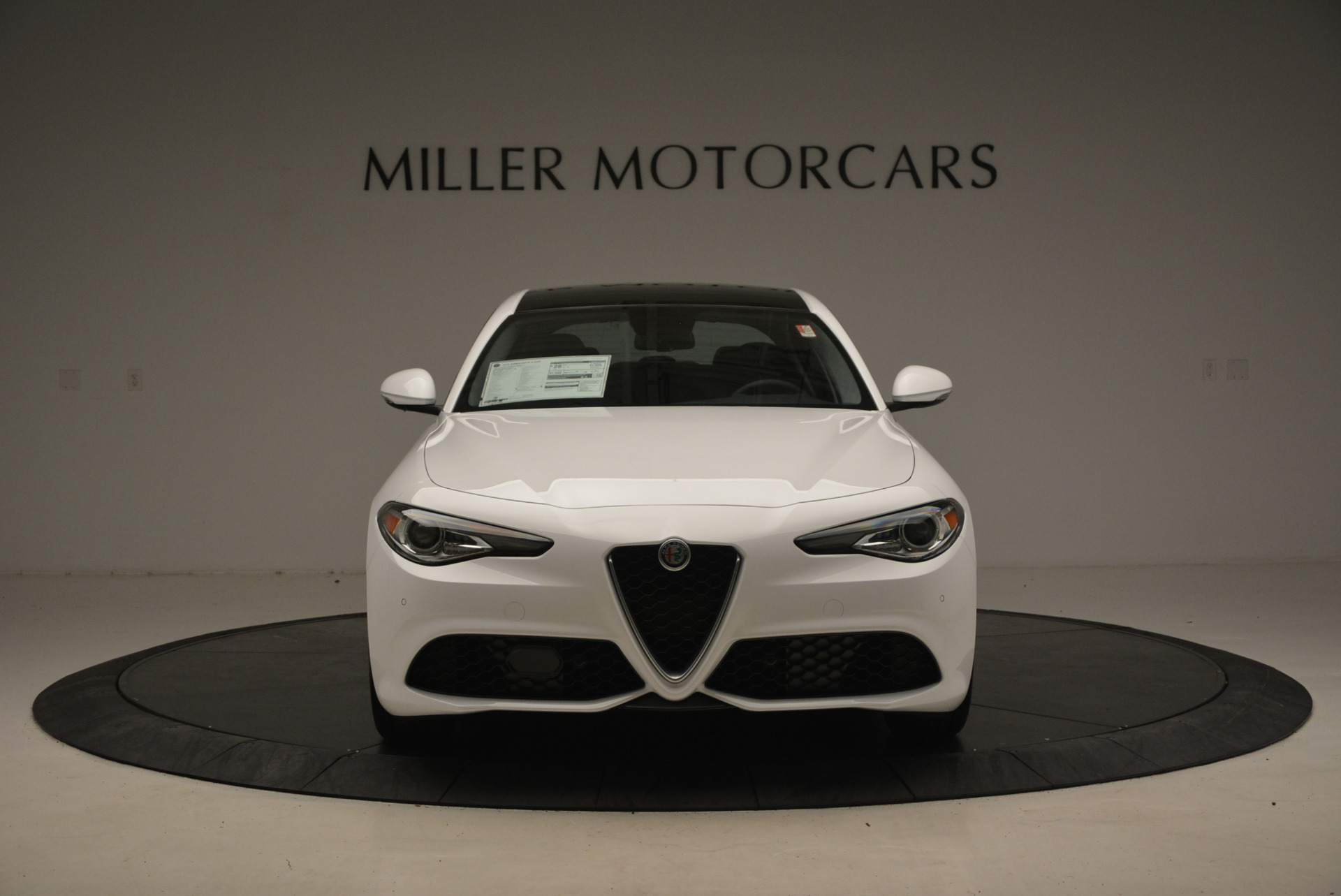 New 2017 Alfa Romeo Giulia Ti Sport Q4 For Sale In Greenwich, CT 1328_p12