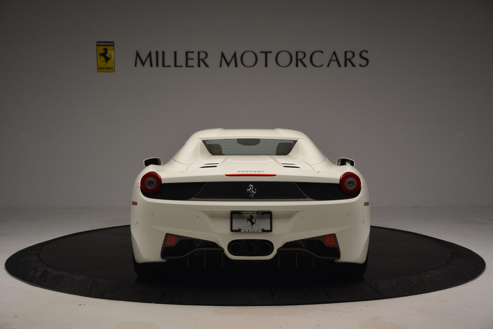 Used 2012 Ferrari 458 Spider  For Sale In Greenwich, CT 133_p18