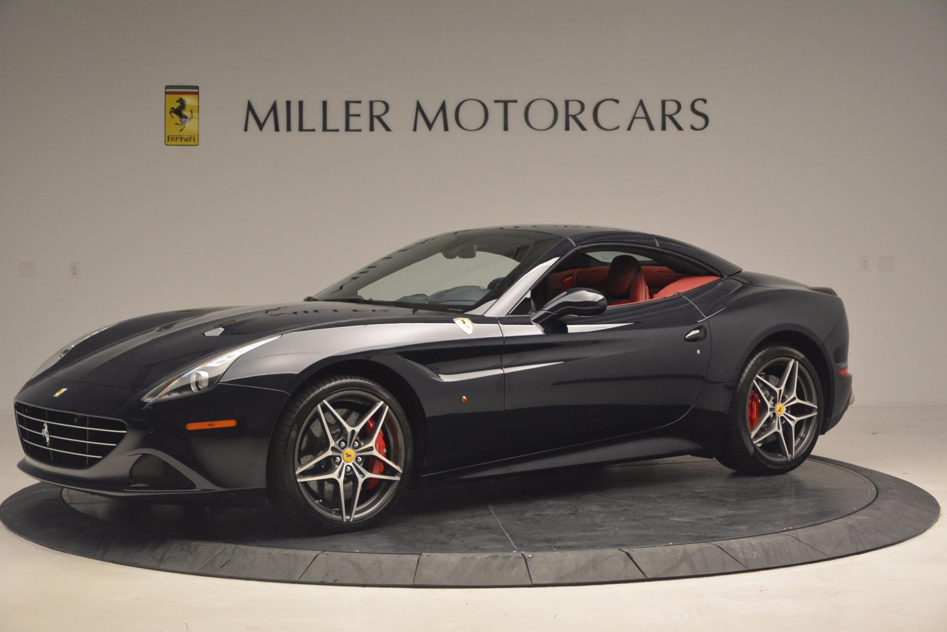 Used 2017 Ferrari California T  For Sale In Greenwich, CT 1330_p14