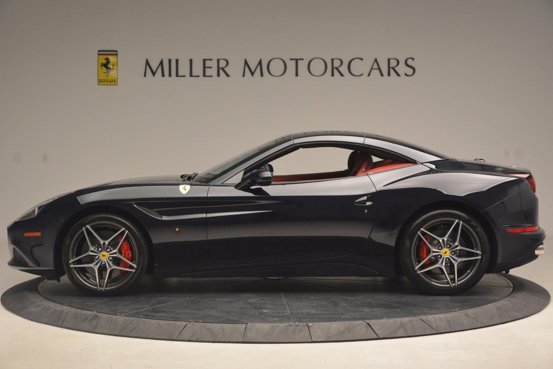 Used 2017 Ferrari California T  For Sale In Greenwich, CT 1330_p15