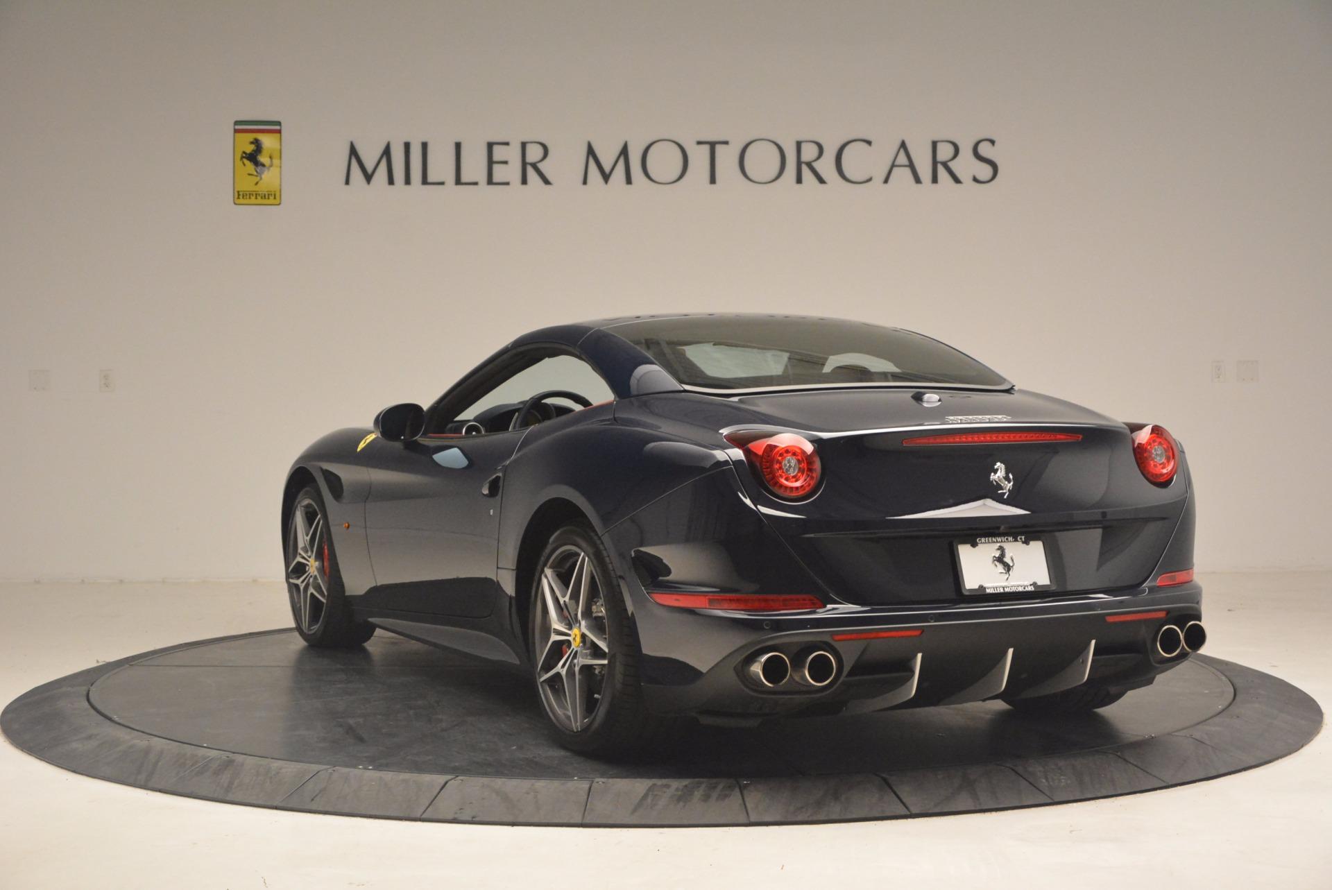 Used 2017 Ferrari California T  For Sale In Greenwich, CT 1330_p17