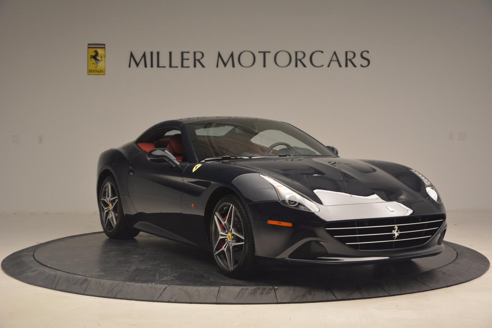 Used 2017 Ferrari California T  For Sale In Greenwich, CT 1330_p23