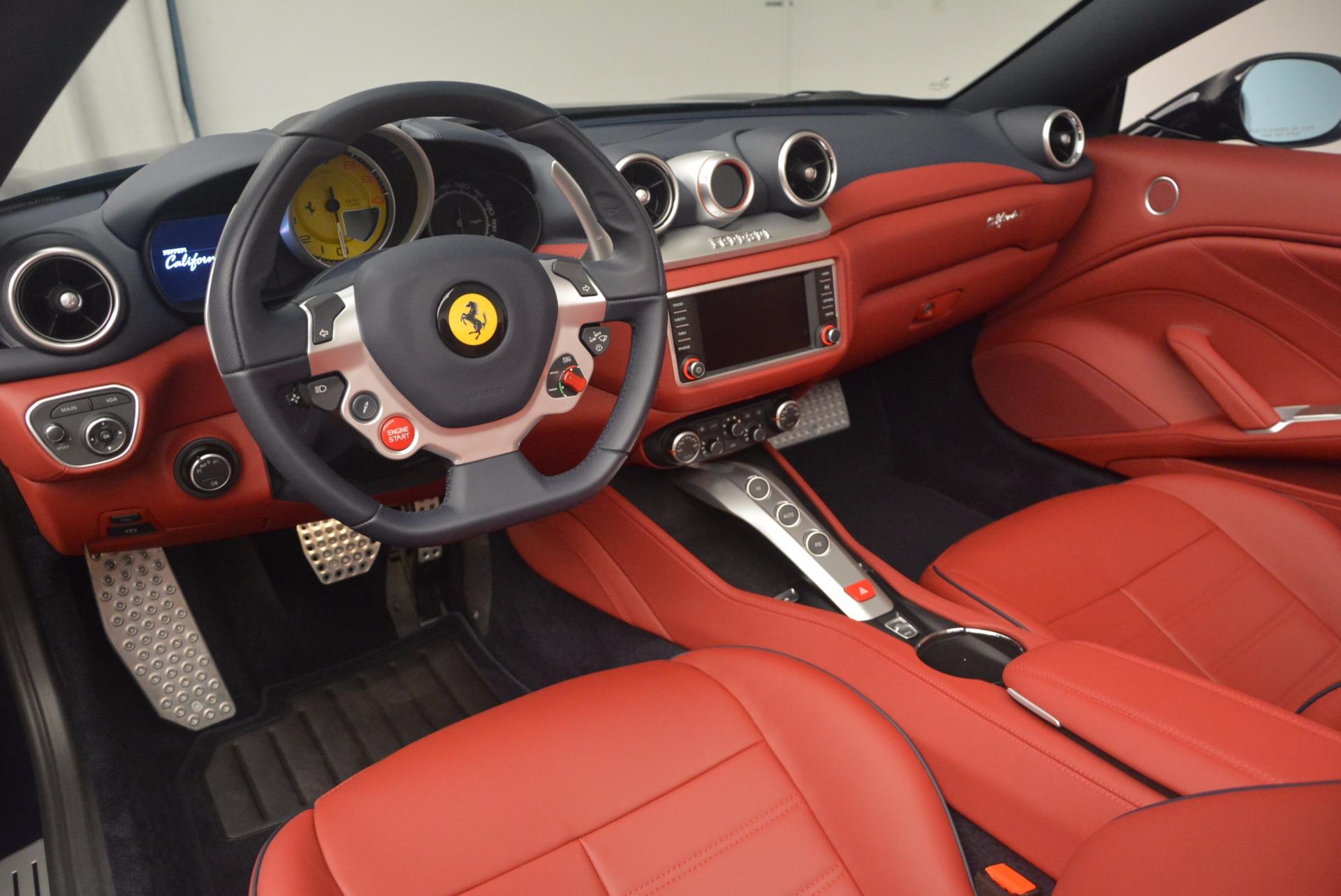 Used 2017 Ferrari California T  For Sale In Greenwich, CT 1330_p25