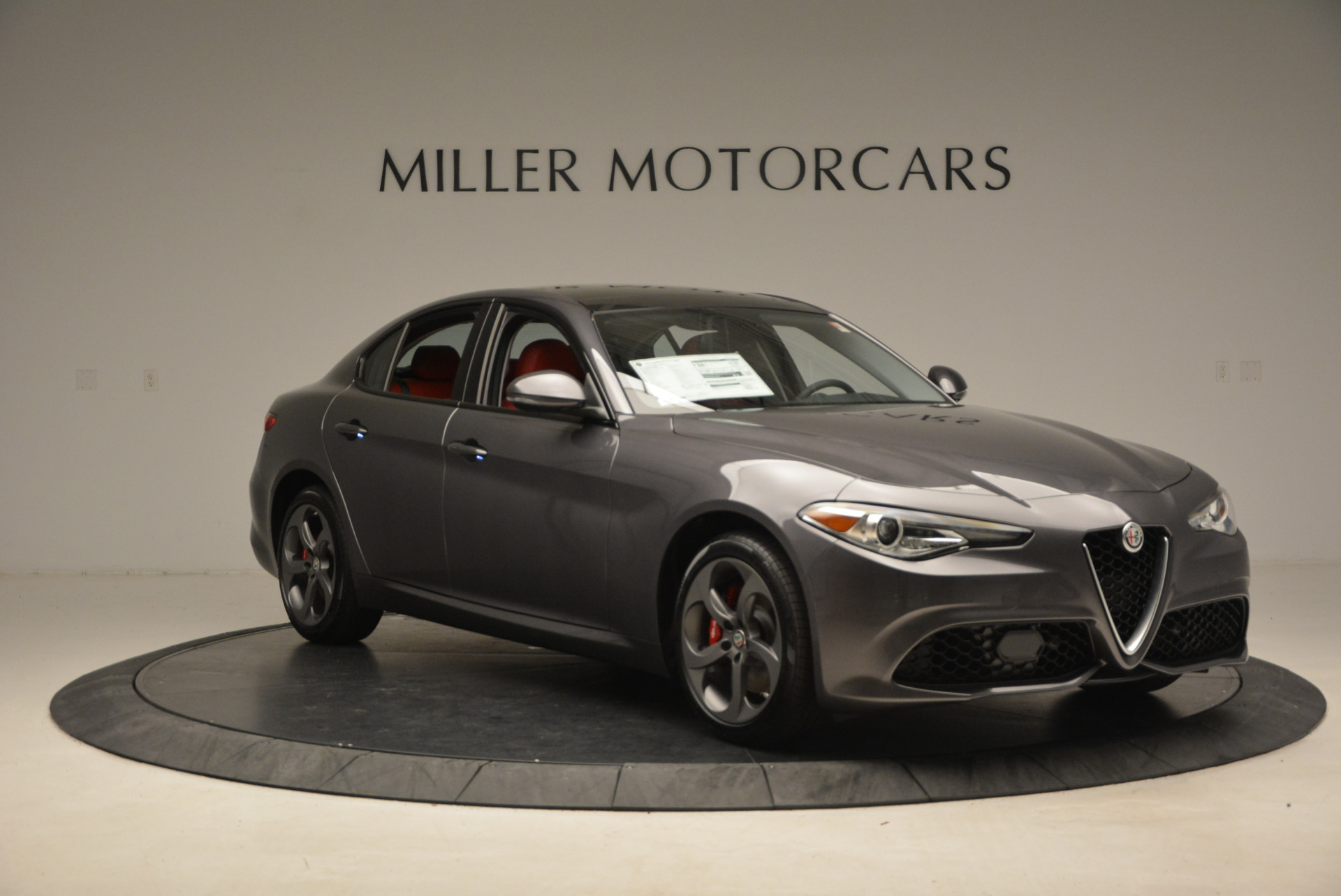 New 2017 Alfa Romeo Giulia Ti Q4 For Sale In Greenwich, CT 1336_p11