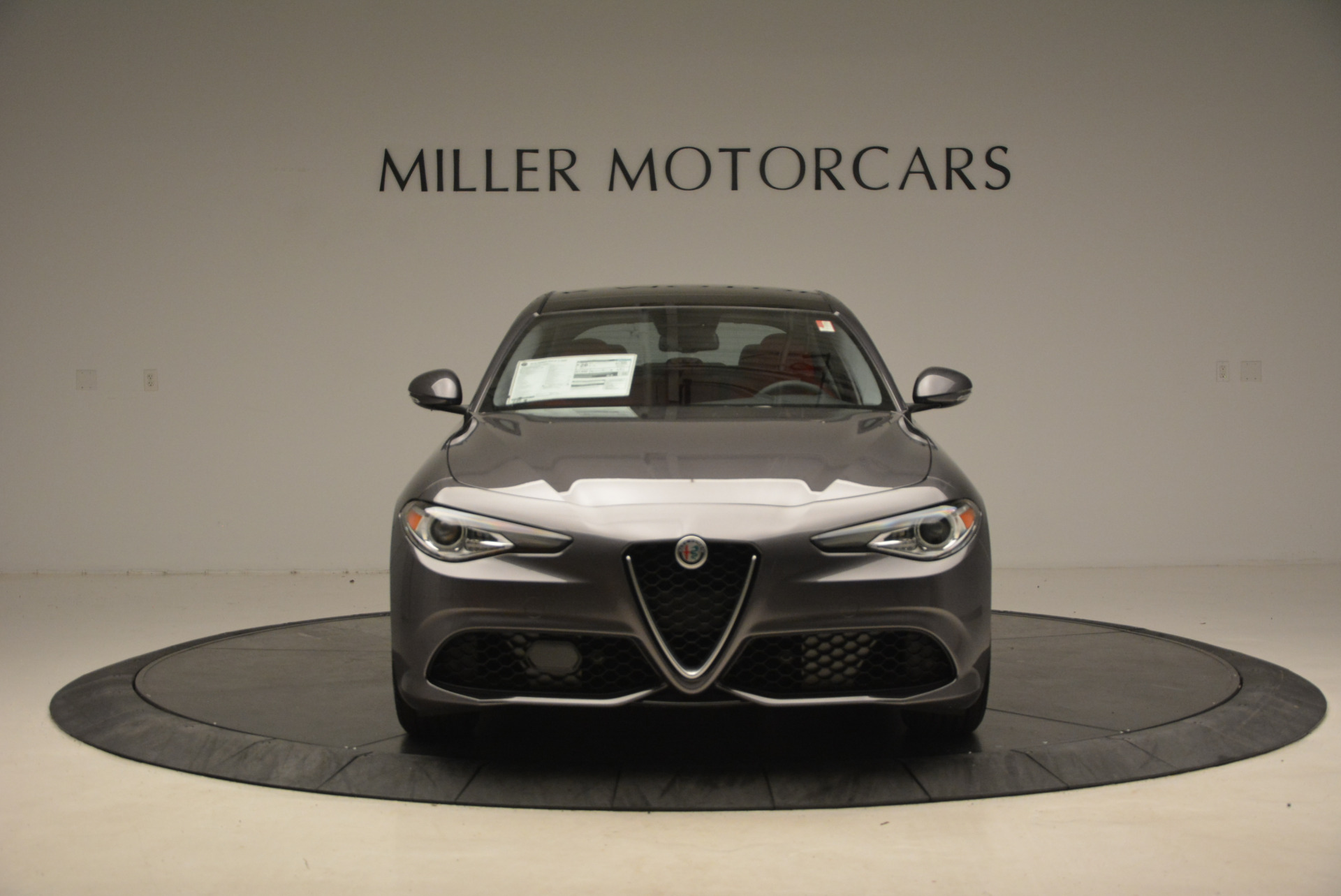 New 2017 Alfa Romeo Giulia Ti Q4 For Sale In Greenwich, CT 1336_p12