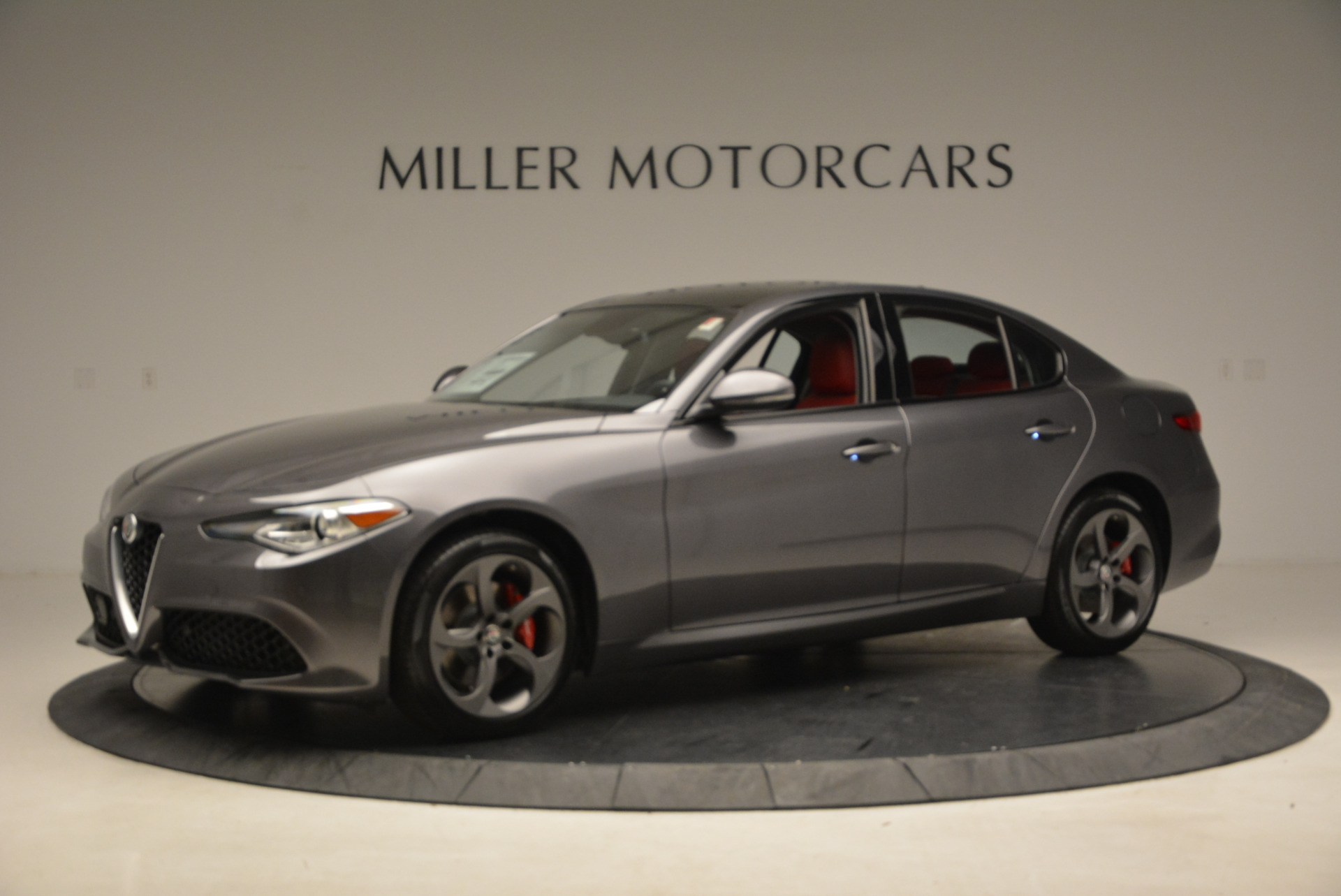 New 2017 Alfa Romeo Giulia Ti Q4 For Sale In Greenwich, CT 1336_p2