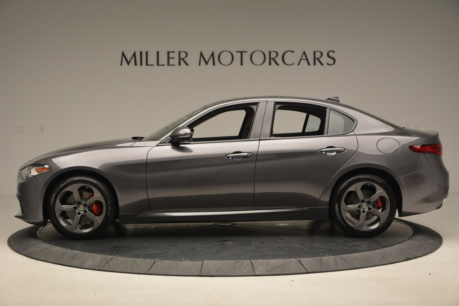 New 2017 Alfa Romeo Giulia Ti Q4 For Sale In Greenwich, CT 1336_p3