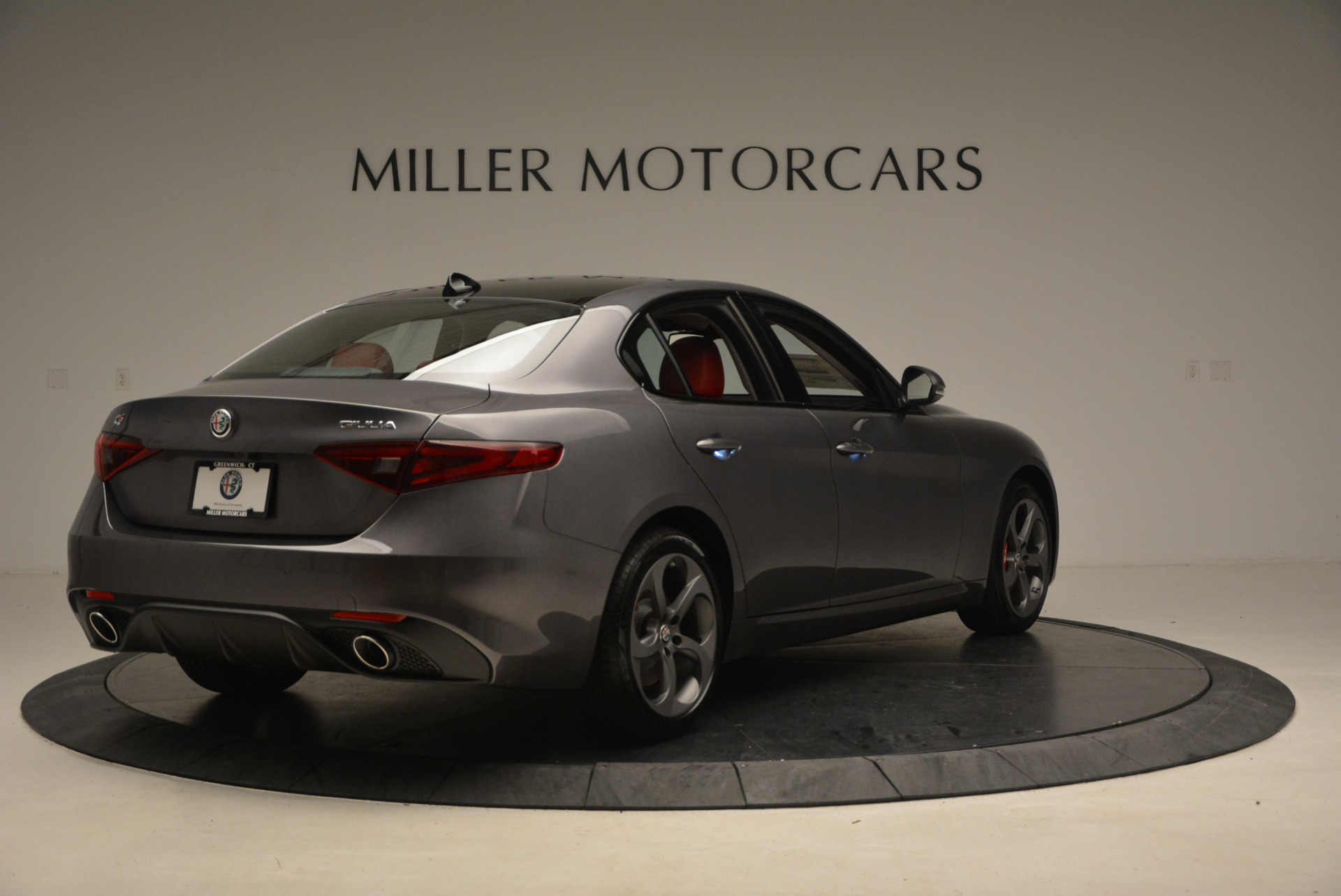 New 2017 Alfa Romeo Giulia Ti Q4 For Sale In Greenwich, CT 1336_p7