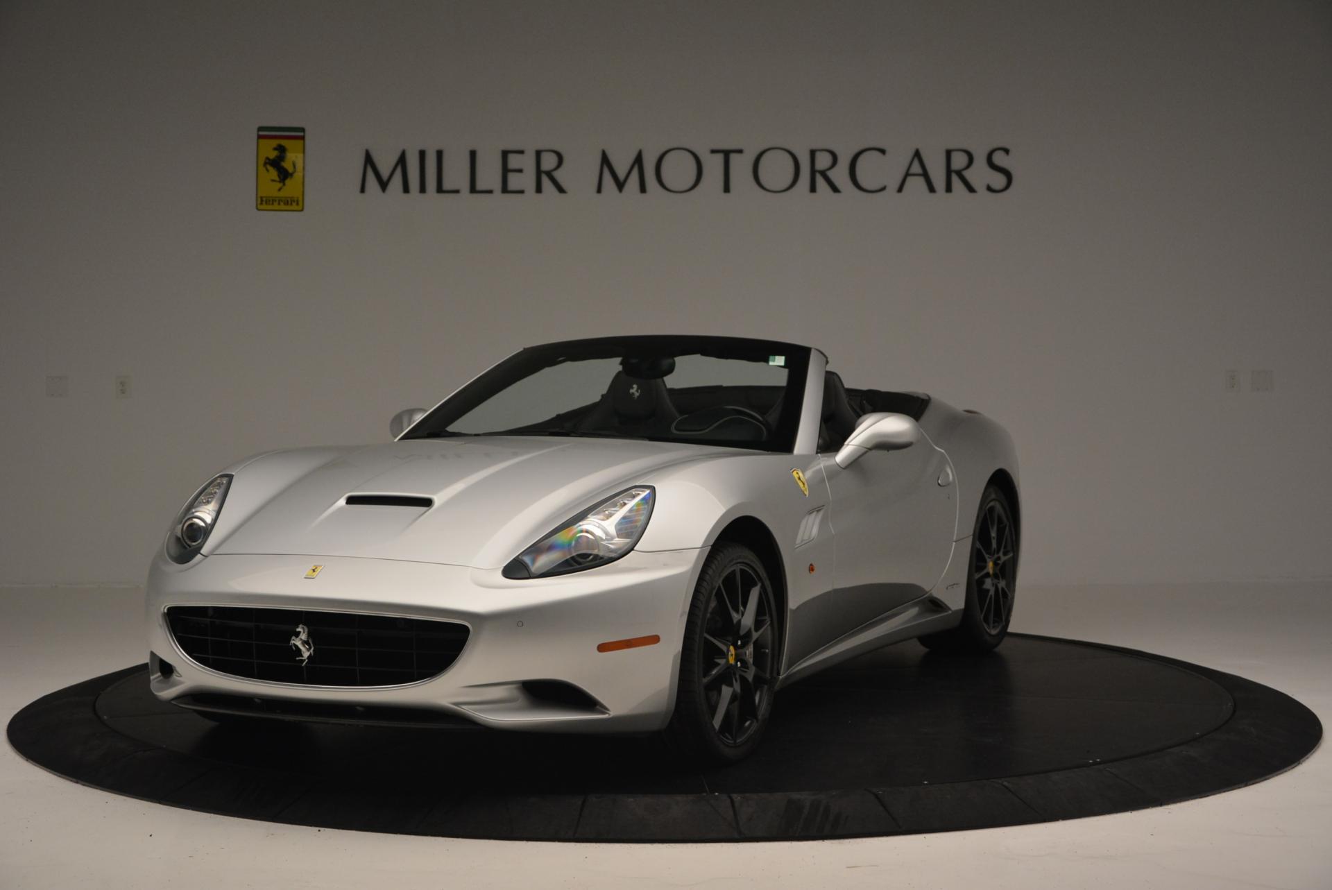 Used 2012 Ferrari California  For Sale In Greenwich, CT 134_main