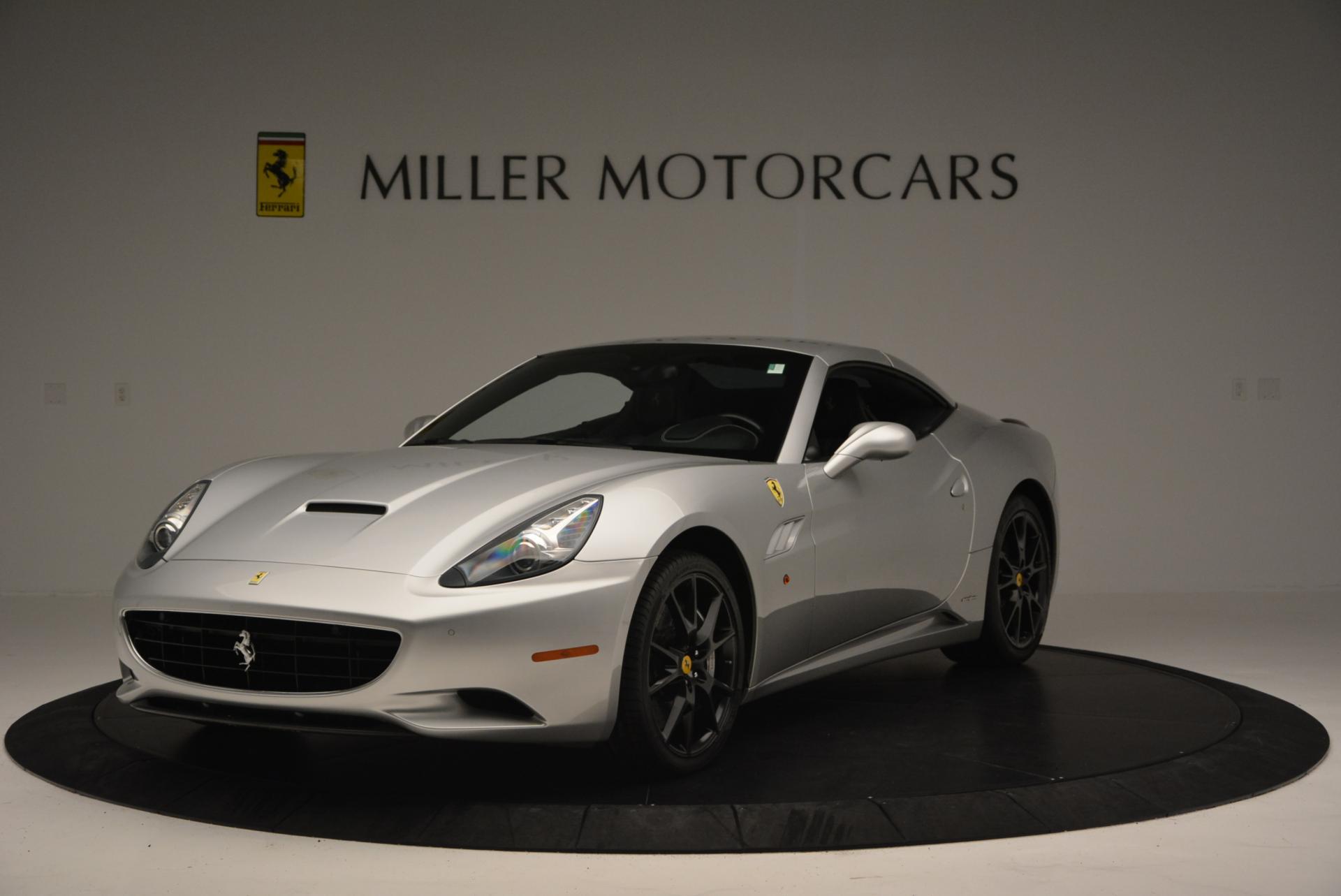 Used 2012 Ferrari California  For Sale In Greenwich, CT 134_p13