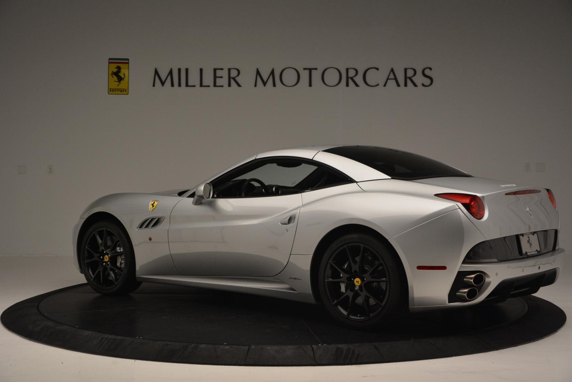 Used 2012 Ferrari California  For Sale In Greenwich, CT 134_p16