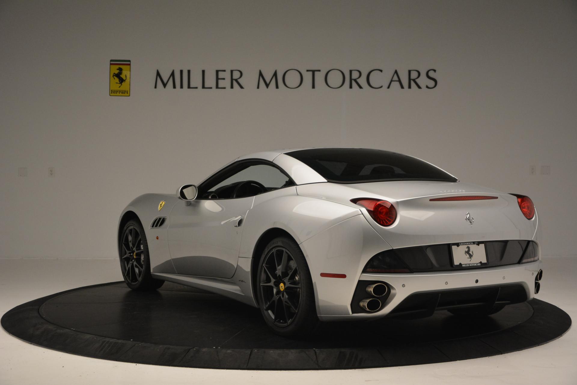 Used 2012 Ferrari California  For Sale In Greenwich, CT 134_p17