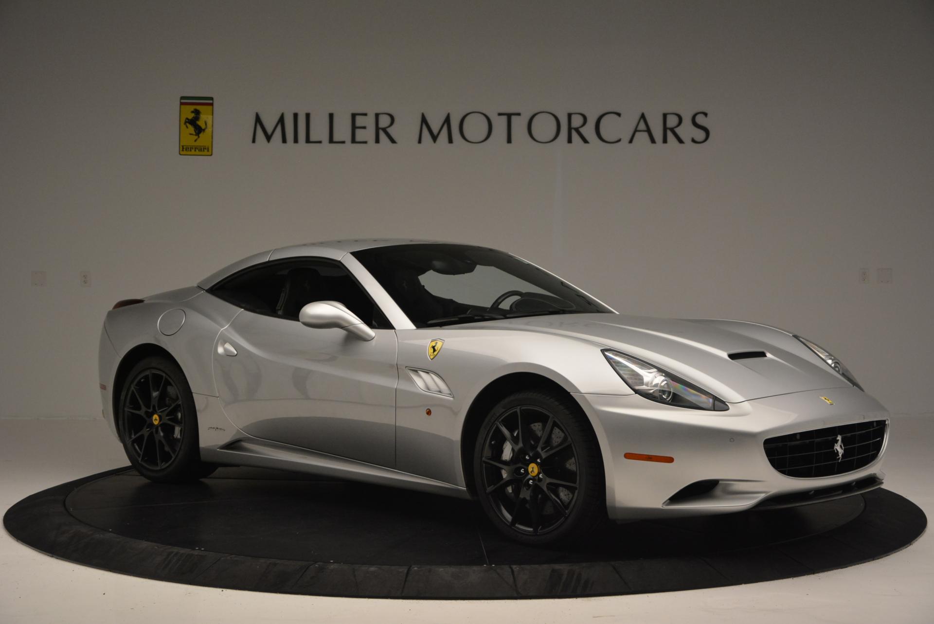 Used 2012 Ferrari California  For Sale In Greenwich, CT 134_p22