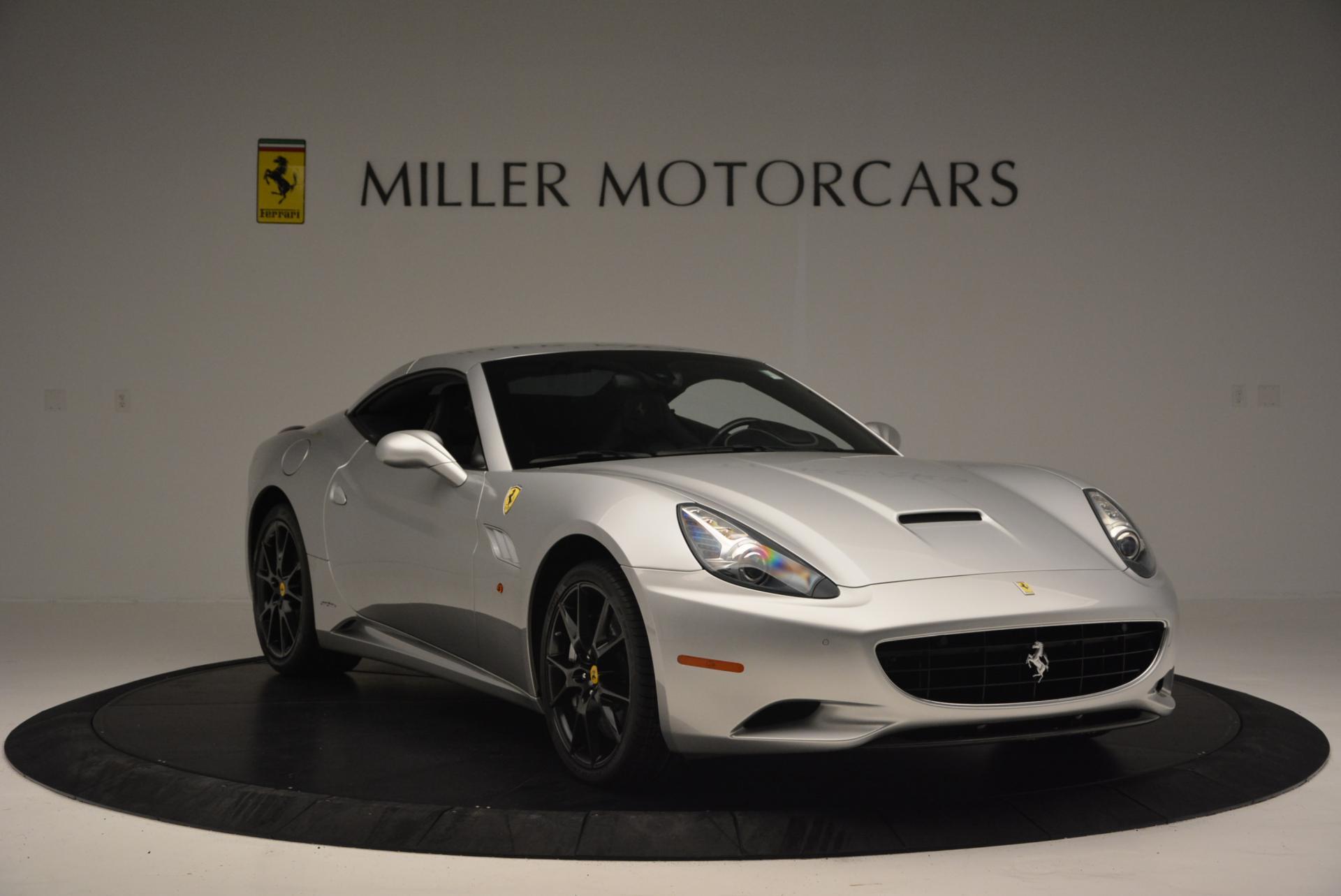 Used 2012 Ferrari California  For Sale In Greenwich, CT 134_p23