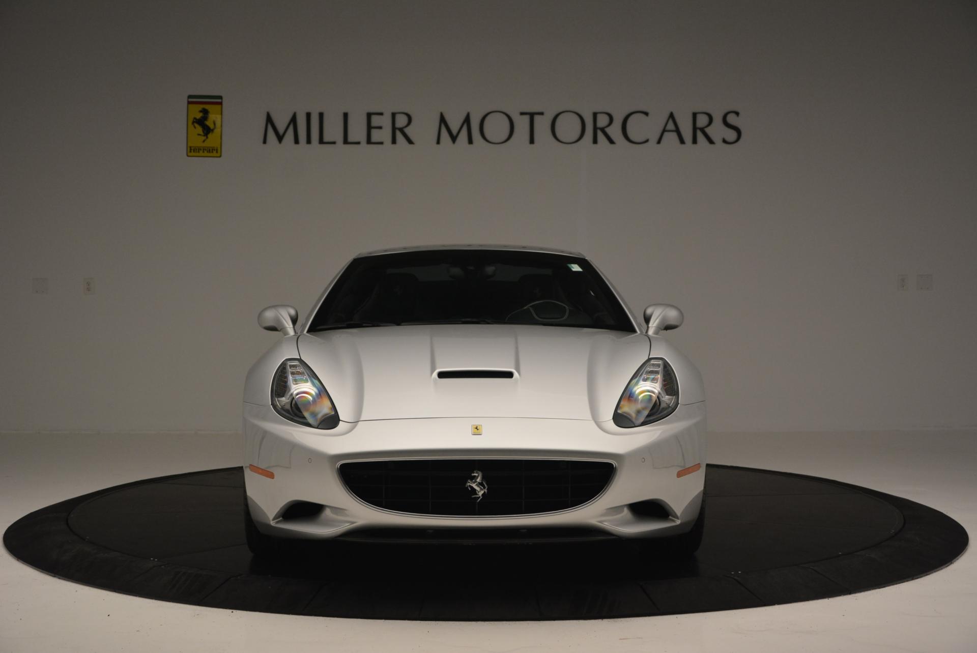Used 2012 Ferrari California  For Sale In Greenwich, CT 134_p24