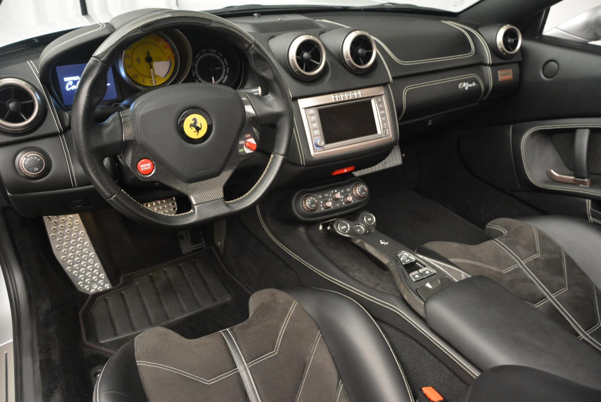 Used 2012 Ferrari California  For Sale In Greenwich, CT 134_p25