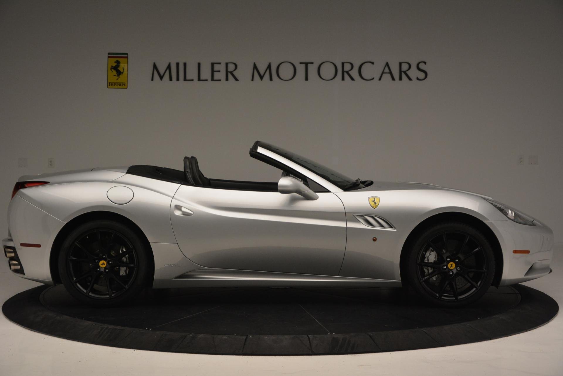 Used 2012 Ferrari California  For Sale In Greenwich, CT 134_p9