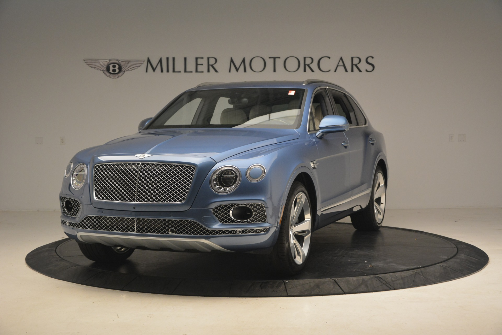 New 2018 Bentley Bentayga  For Sale In Greenwich, CT