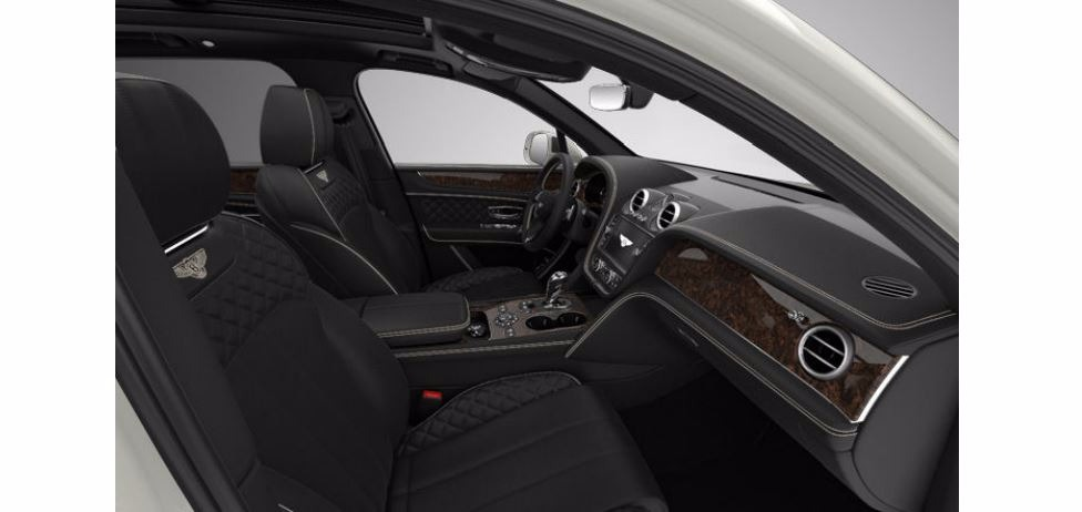 Used 2017 Bentley Bentayga W12 For Sale In Greenwich, CT 1346_p6