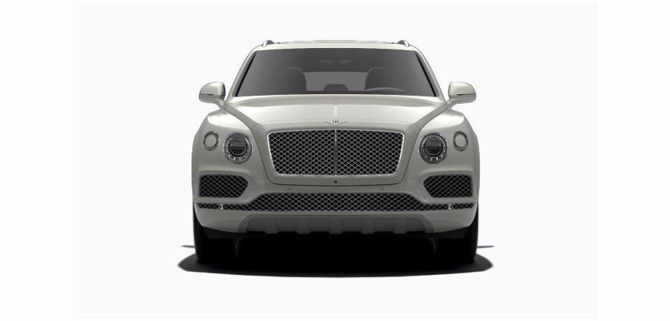 Used 2017 Bentley Bentayga W12 For Sale In Greenwich, CT 1348_p2