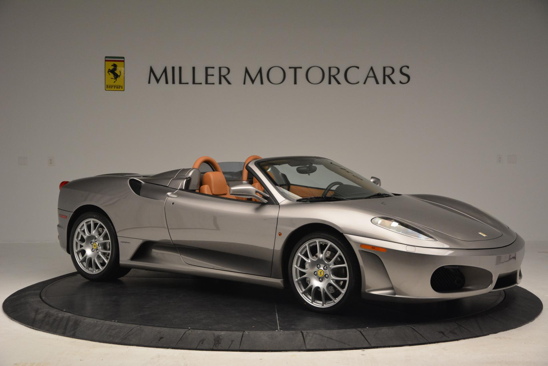Used 2005 Ferrari F430 Spider 6-Speed Manual For Sale In Greenwich, CT 135_p10